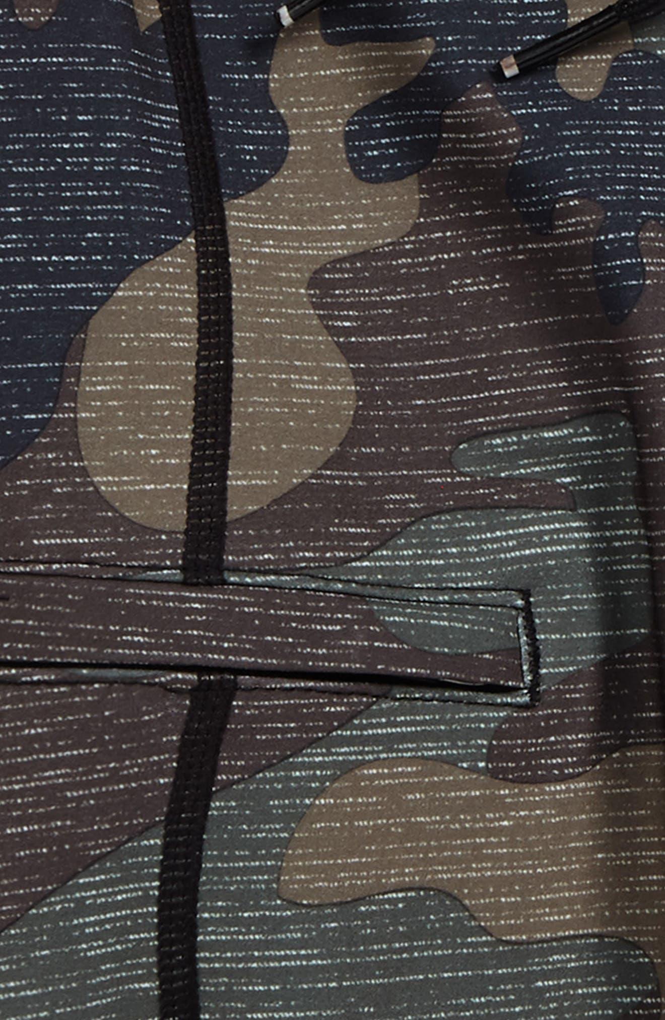 Alternate Image 2  - O'Neill Hyperfreak S-Seam Stretch Print Board Shorts (Big Boys)
