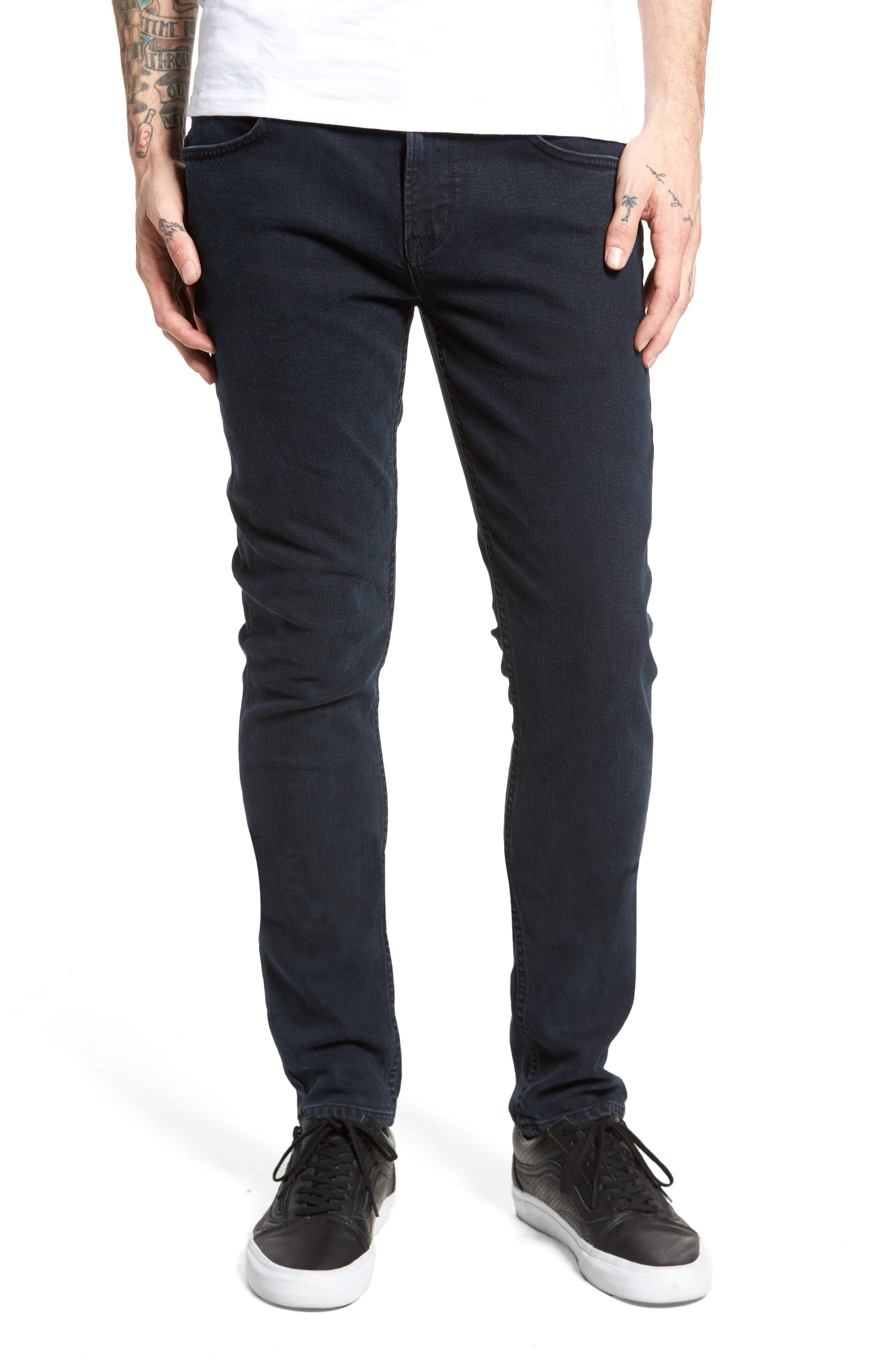Hudson Jeans Axl Skinny Fit Jeans (Sight Unseen)