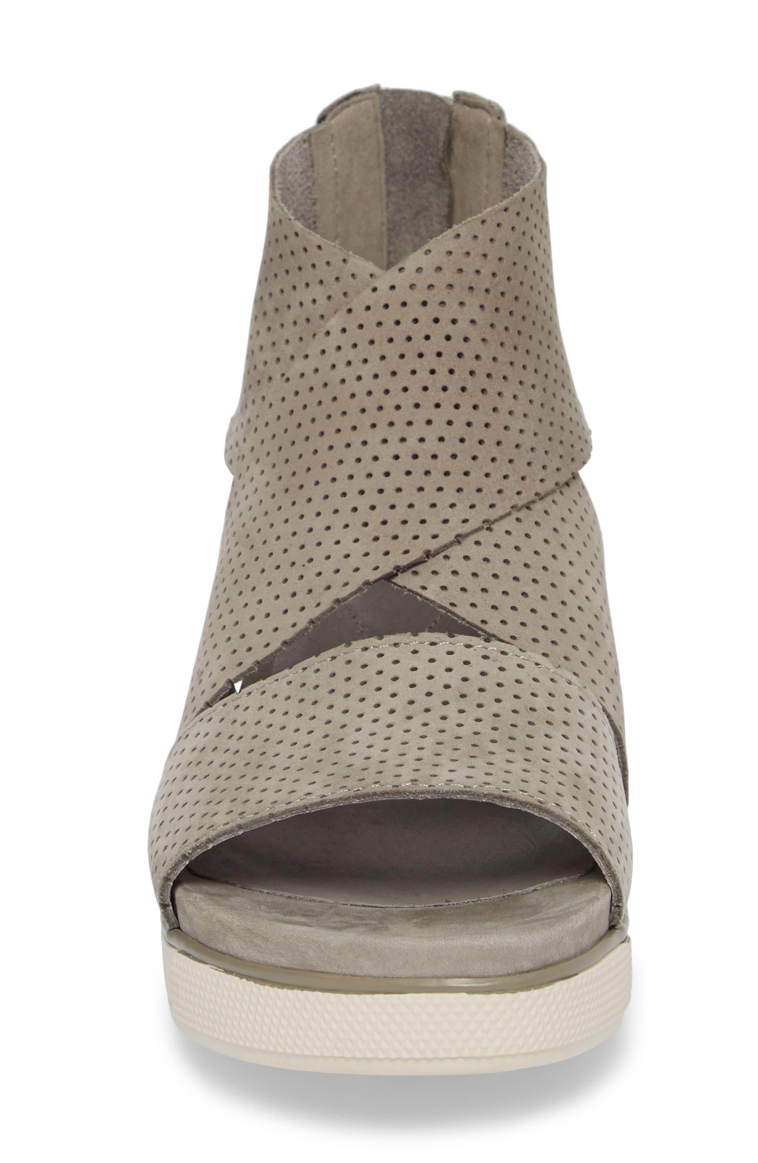 Alternate Image 4  - Eileen Fisher Sport Platform Sandal
