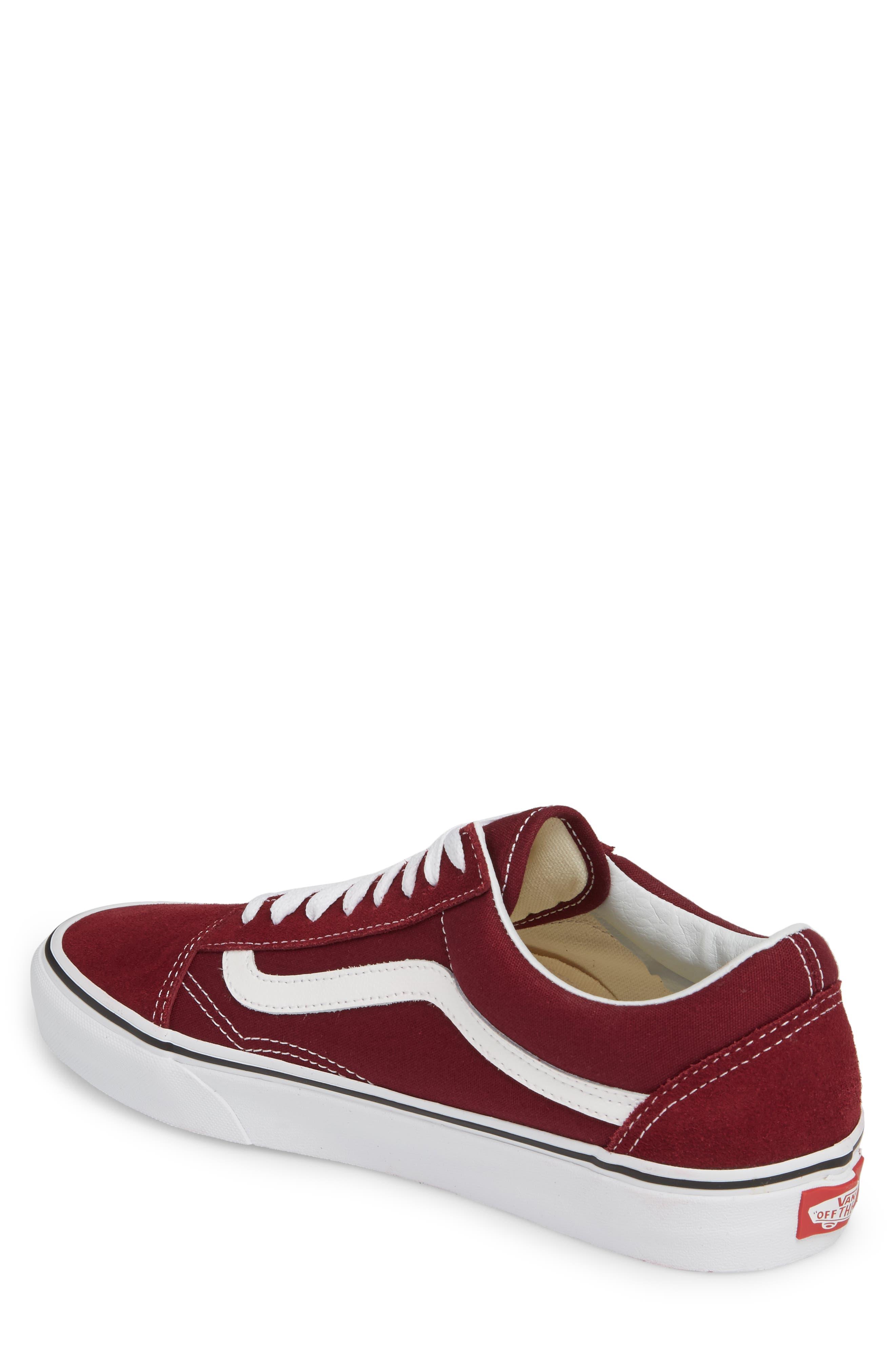 Alternate Image 2  - Vans 'Old Skool' Sneaker (Men)