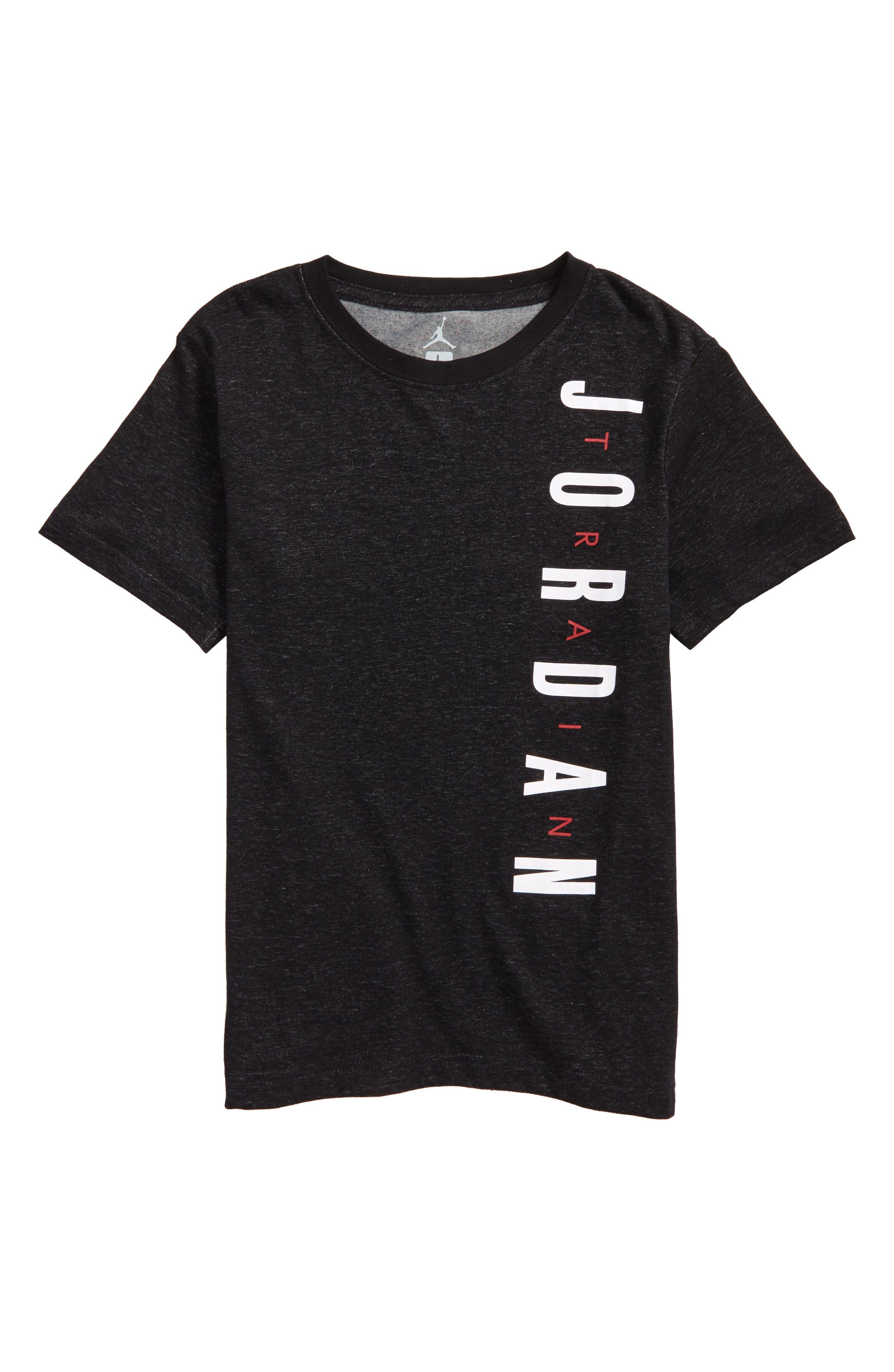 Jordan Training Dry Graphic T-Shirt,                         Main,                         color, Black