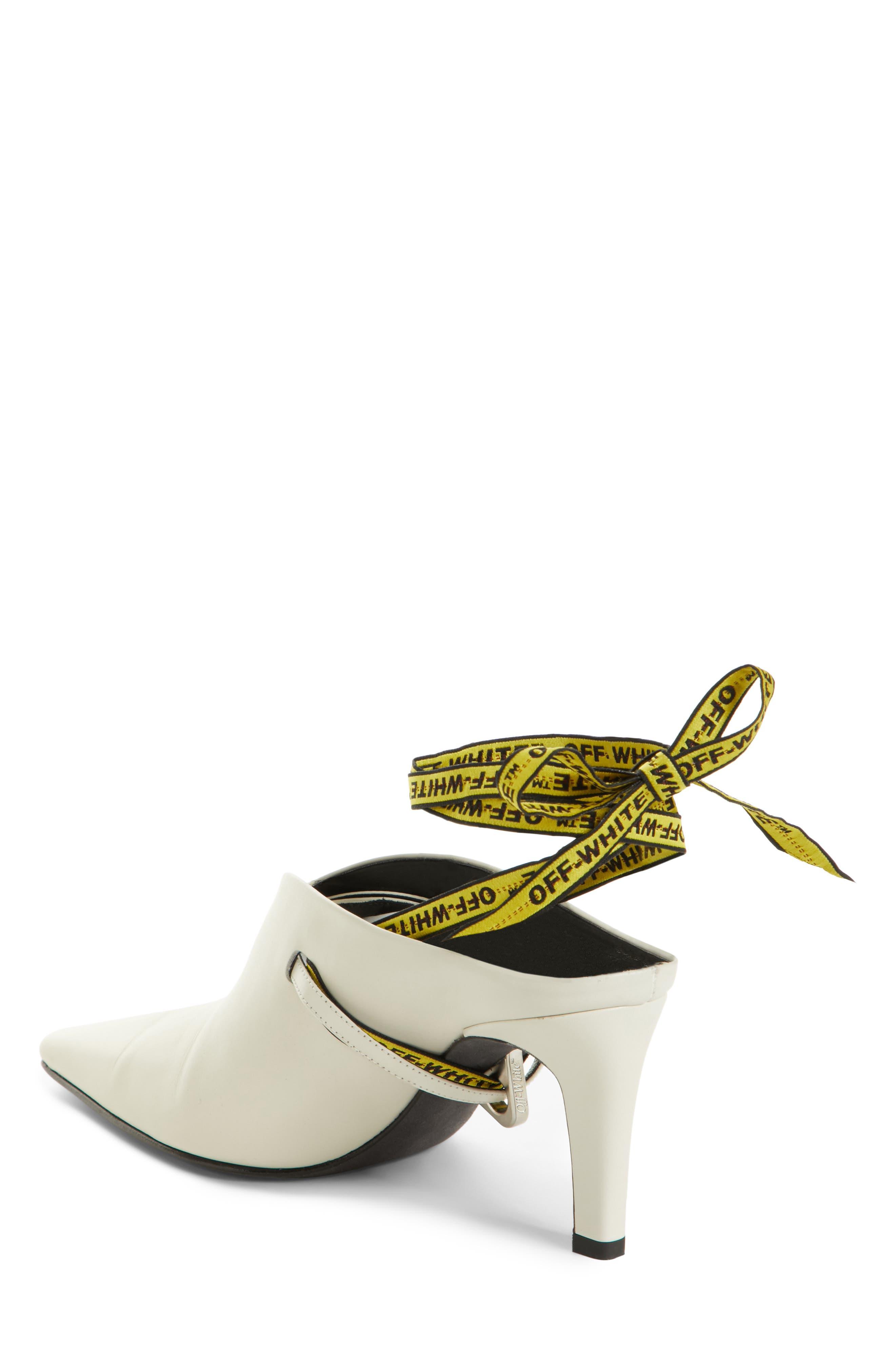 Alternate Image 2  - Off-White For Walking Mule Pump (Women)