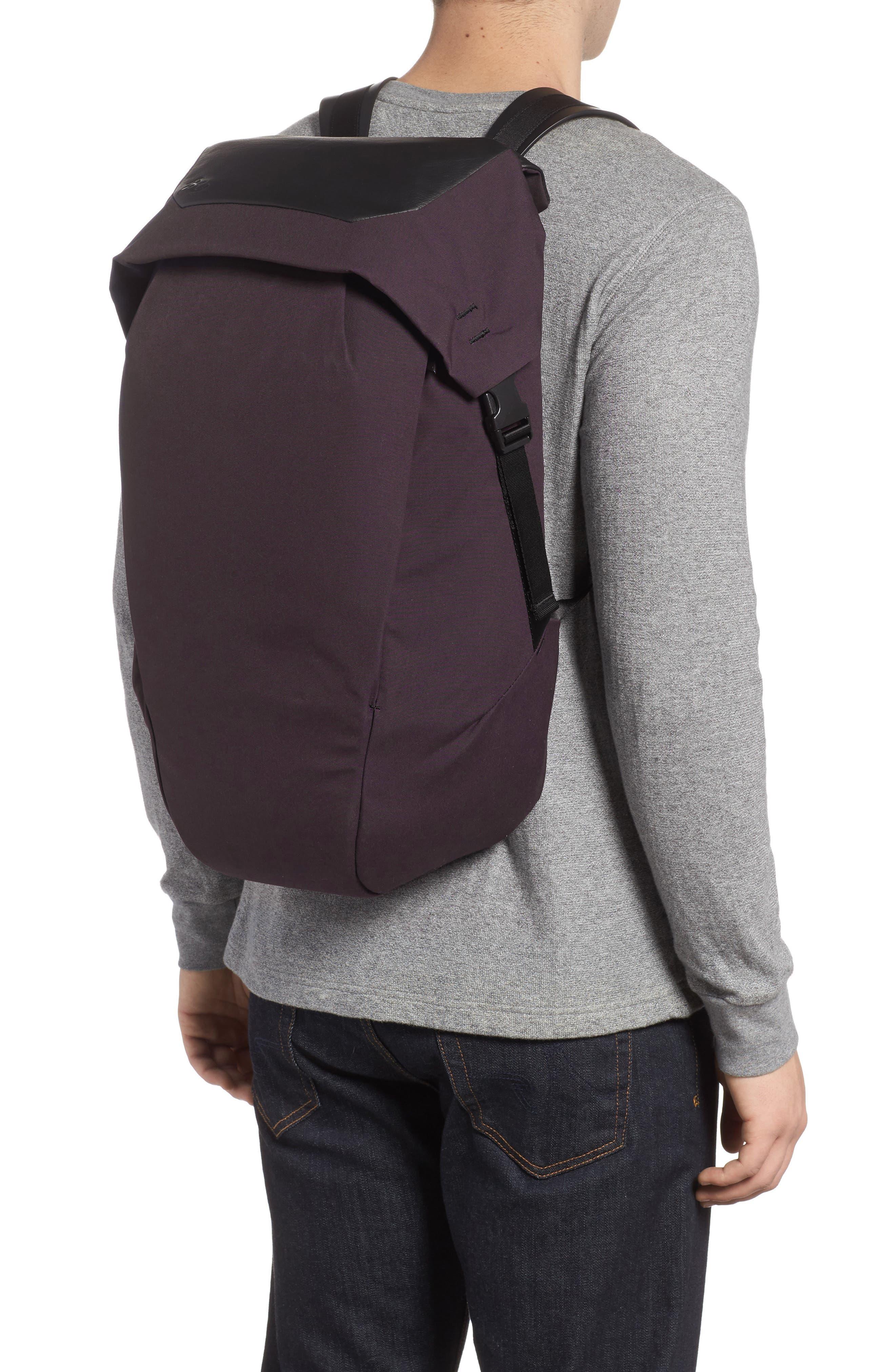 Locker Pack Lux Backpack,                             Alternate thumbnail 2, color,                             Port