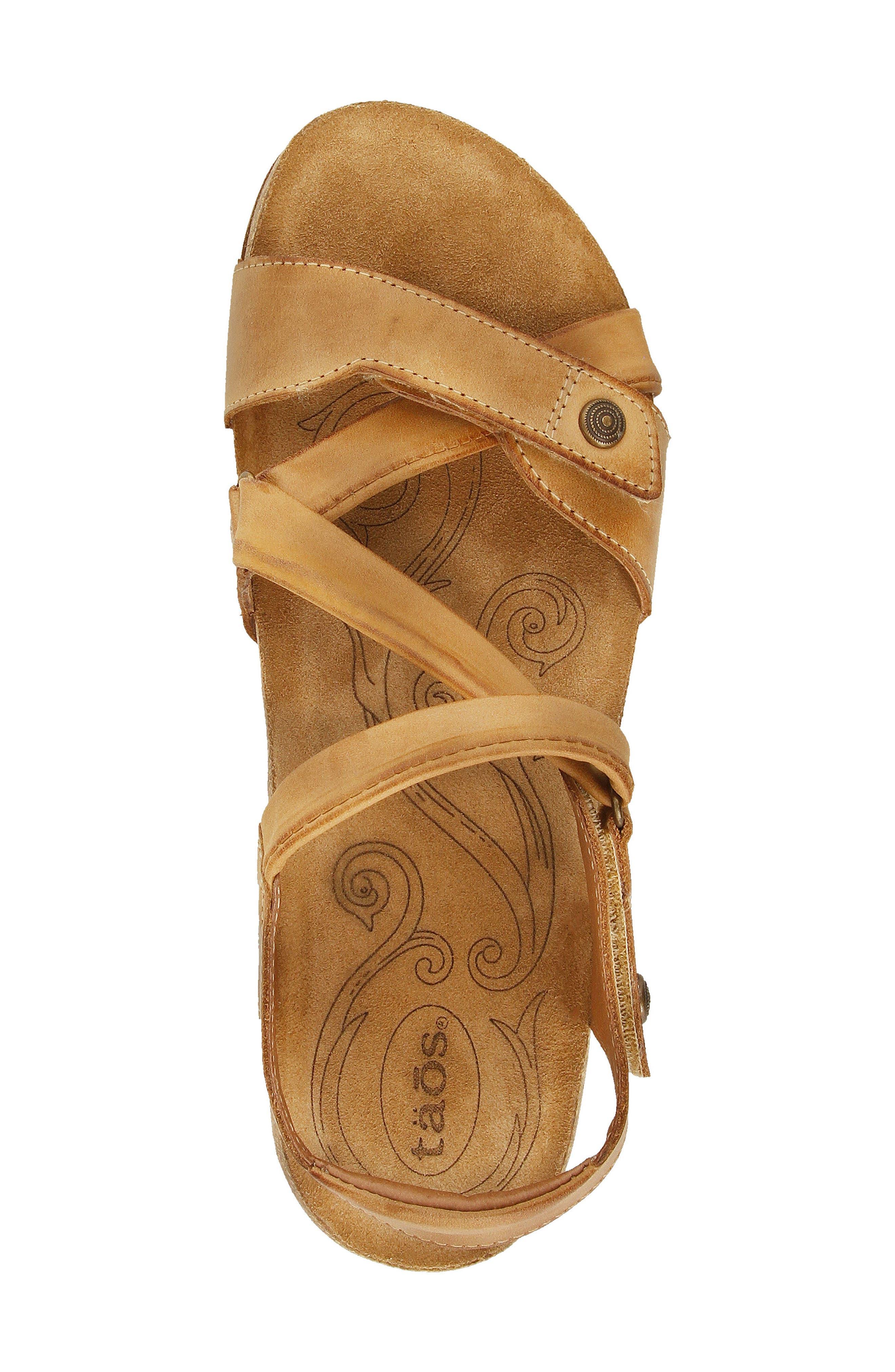 Alternate Image 4  - Taos Universe Sandal (Women)