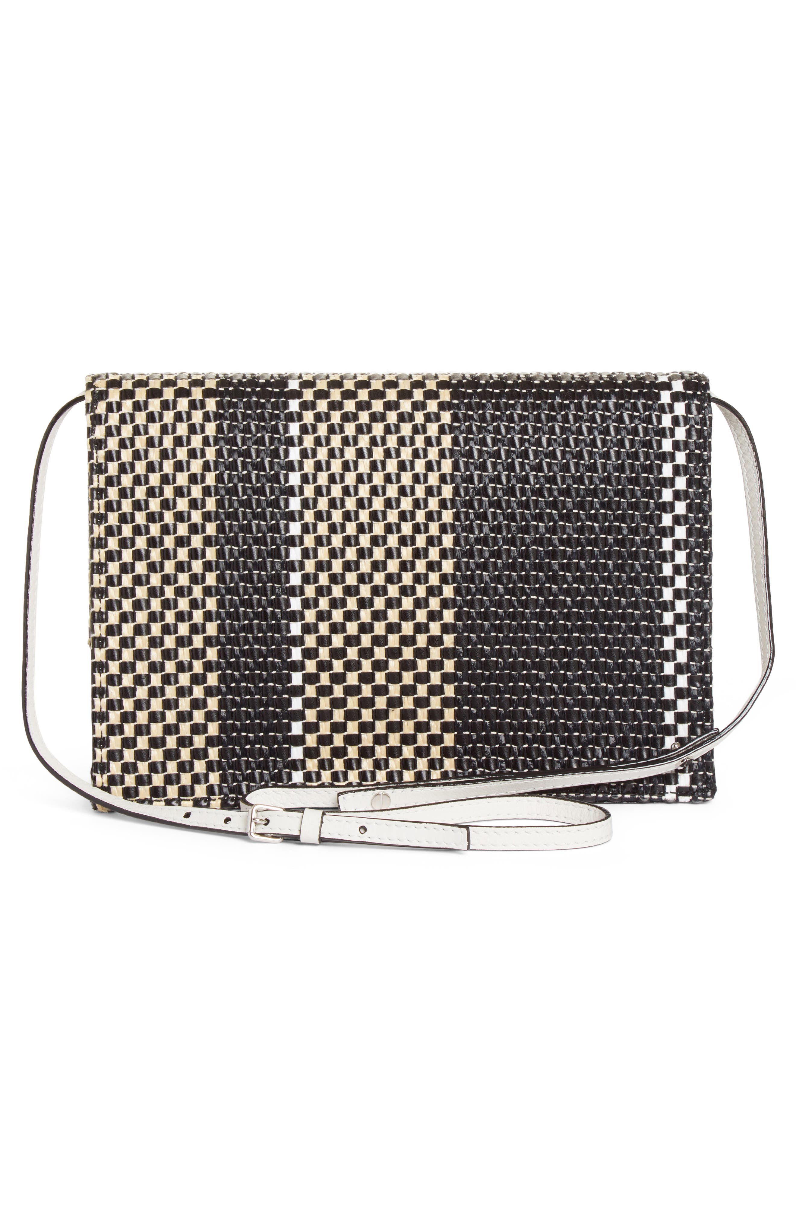 Alternate Image 3  - Proenza Schouler Small Lunch Bag Woven Leather Shoulder Bag