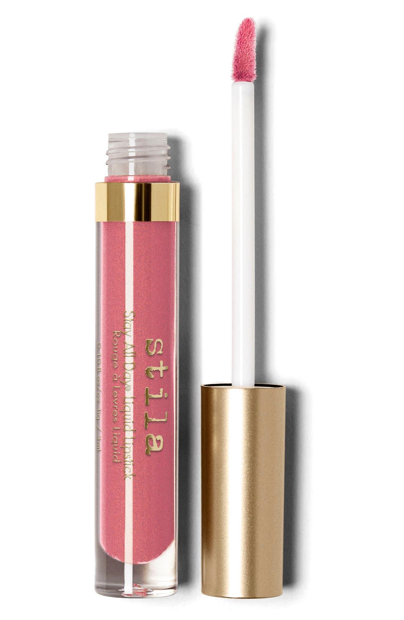 Alternate Image 1 Selected - Stila Stay All Day® Shimmer Liquid Lipstick