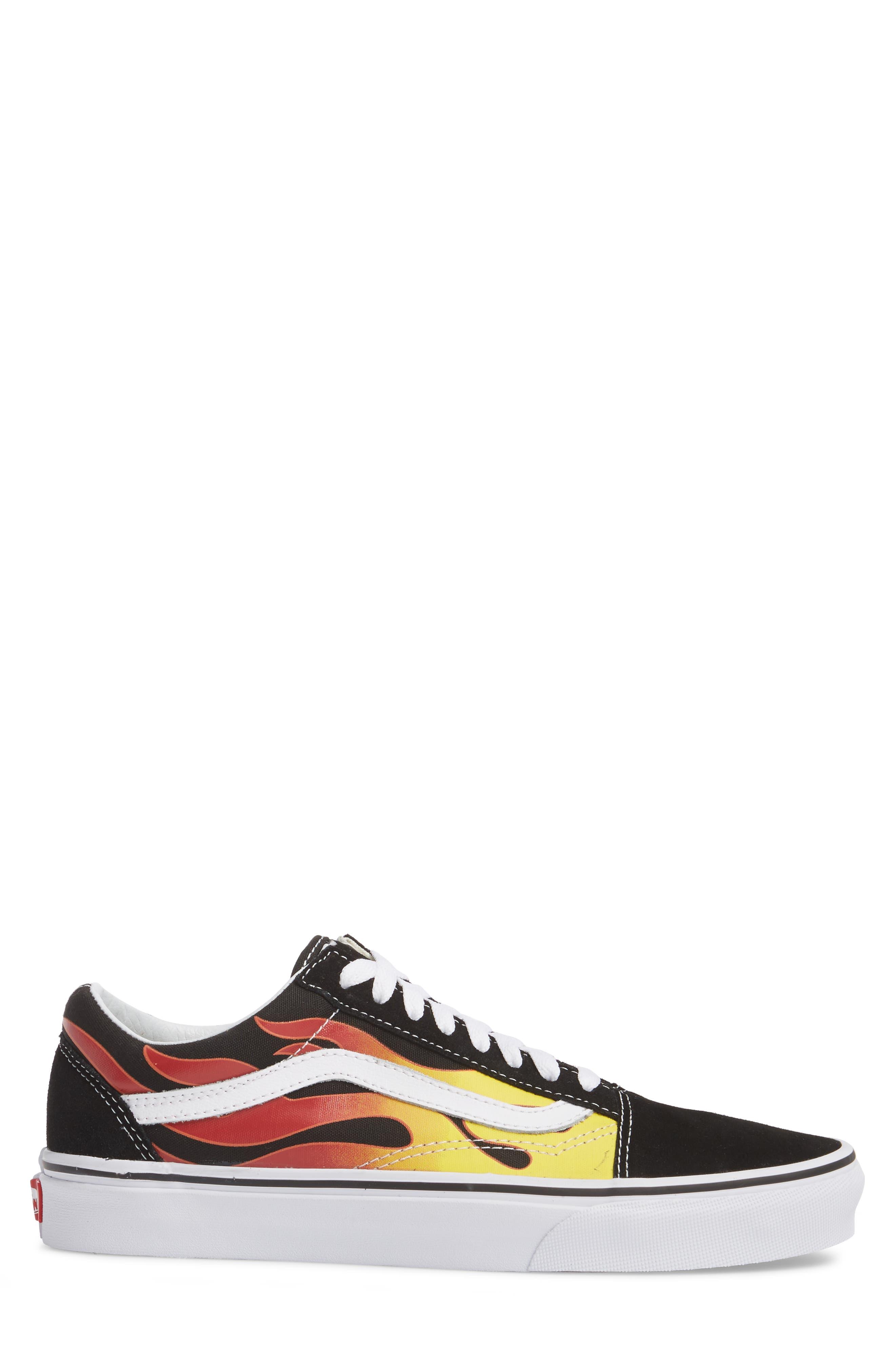 Alternate Image 3  - Vans UA Old Skool Low Top Sneaker (Men)