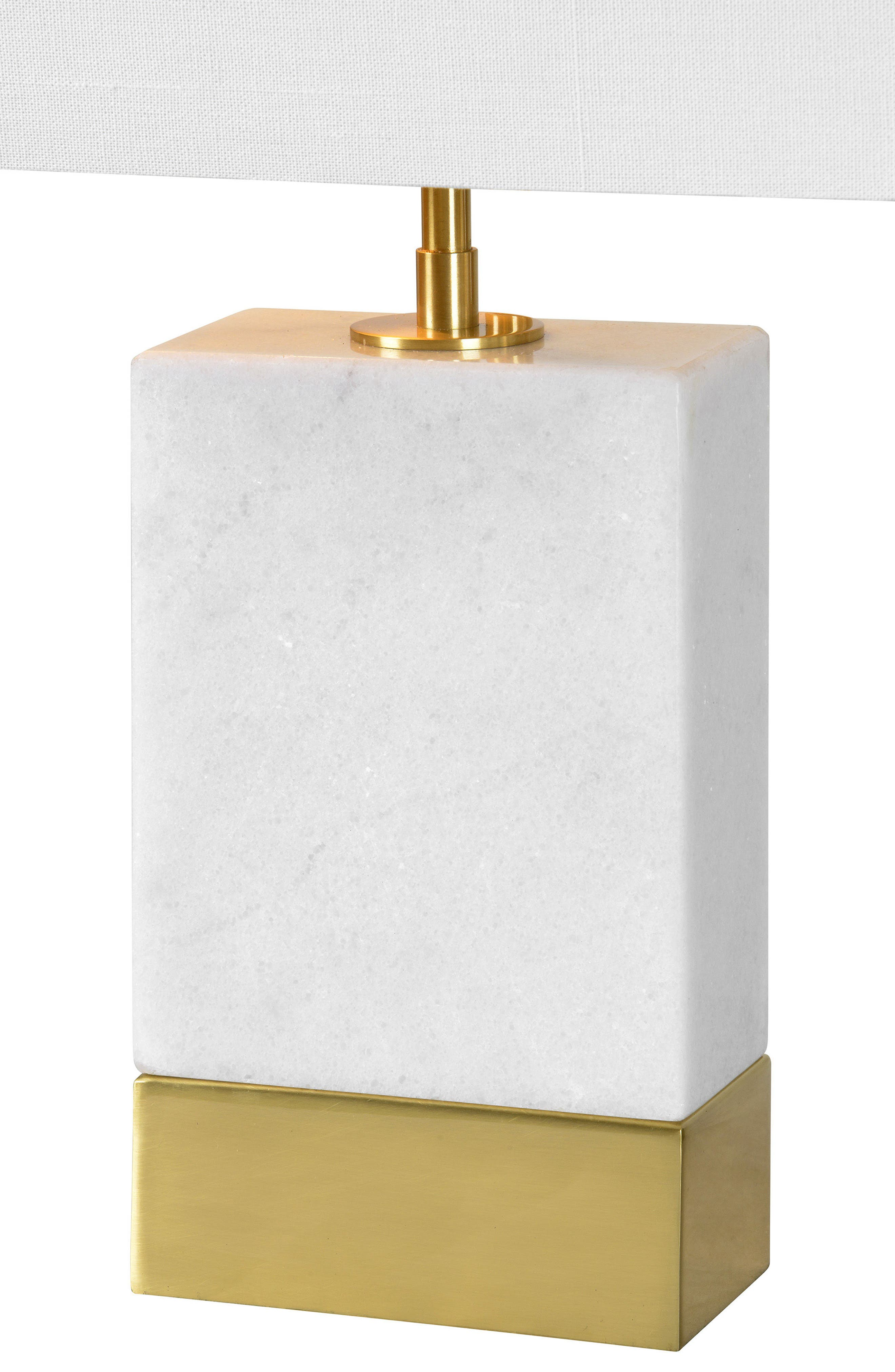Lucent Table Lamp,                             Alternate thumbnail 2, color,                             Antique Gold/ White