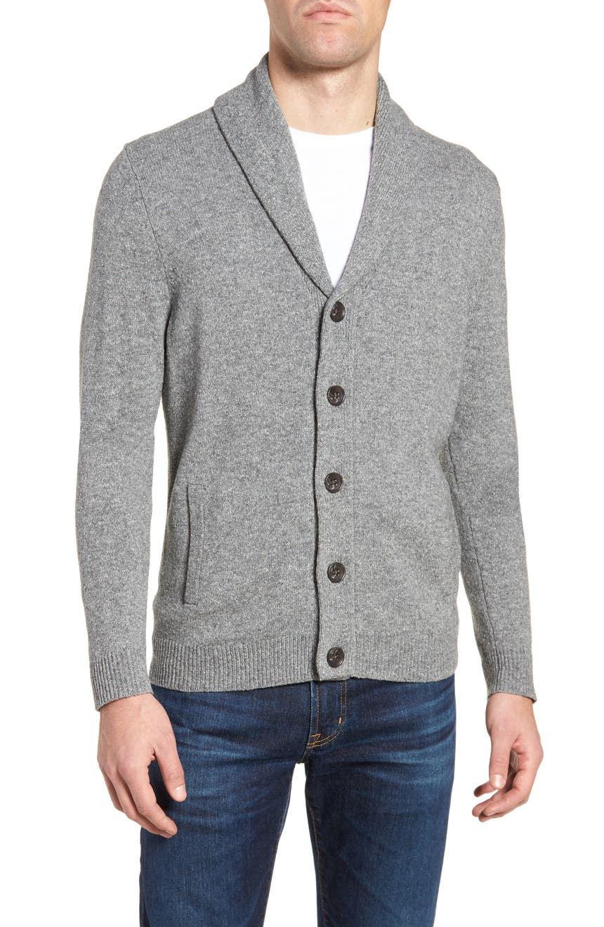 Men's Grey Cardigan Sweaters & Jackets | Nordstrom