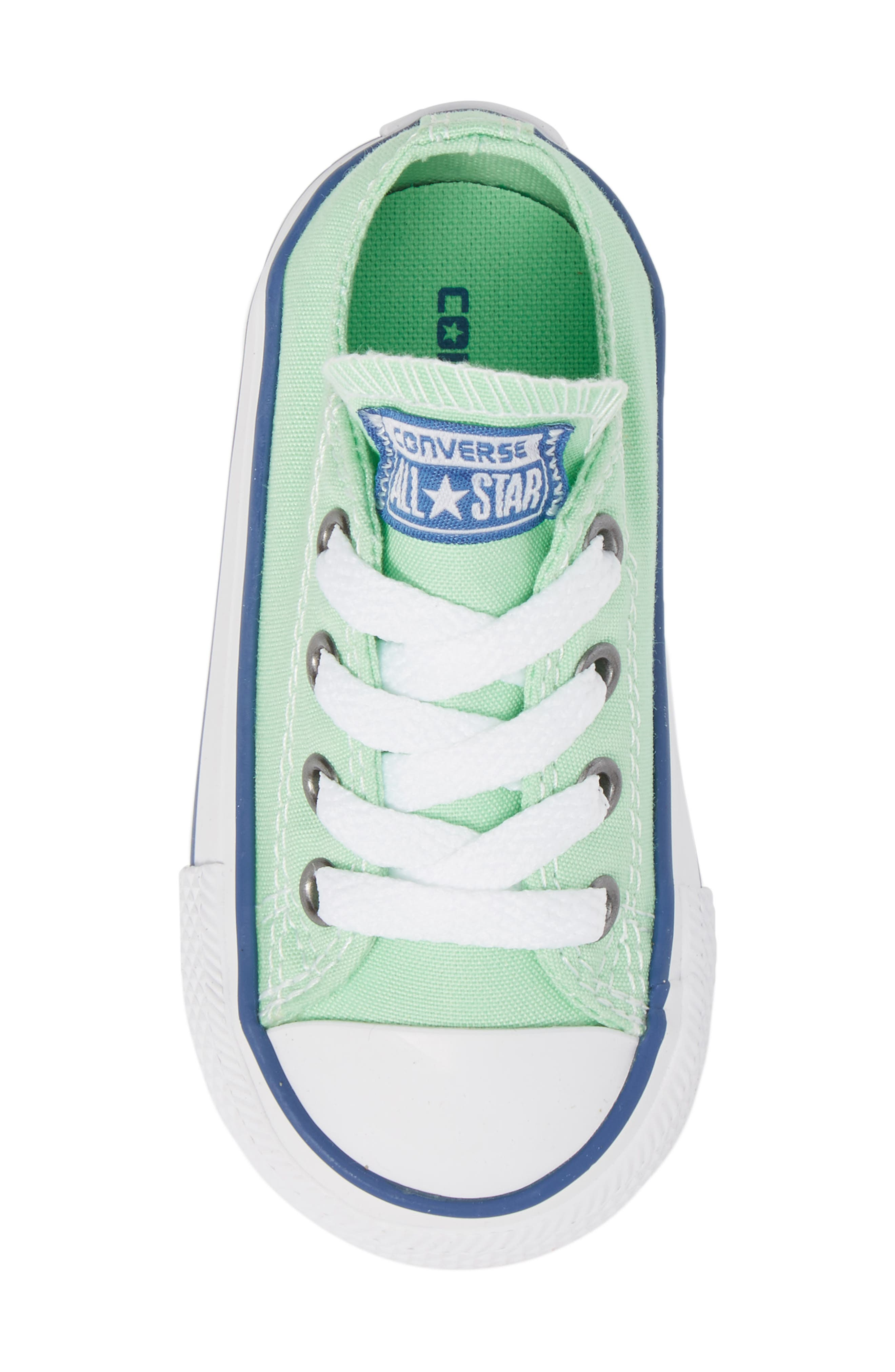 Alternate Image 4  - Converse Chuck Taylor® All Star® 'Ox' Low Top Sneaker (Baby, Walker, Toddler & Little Kid)
