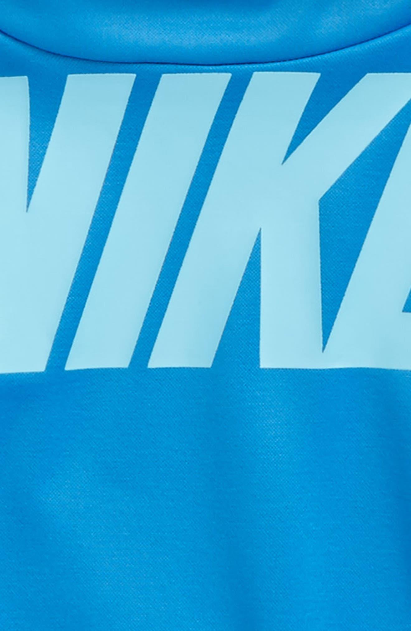 Alternate Image 2  - Nike Therma Hoodie (Toddler Boys & Little Boys)