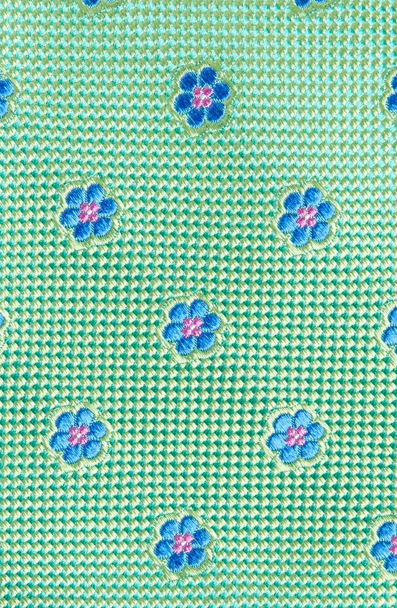 Alternate Image 2  - Calibrate Cloisters Neat Silk Tie