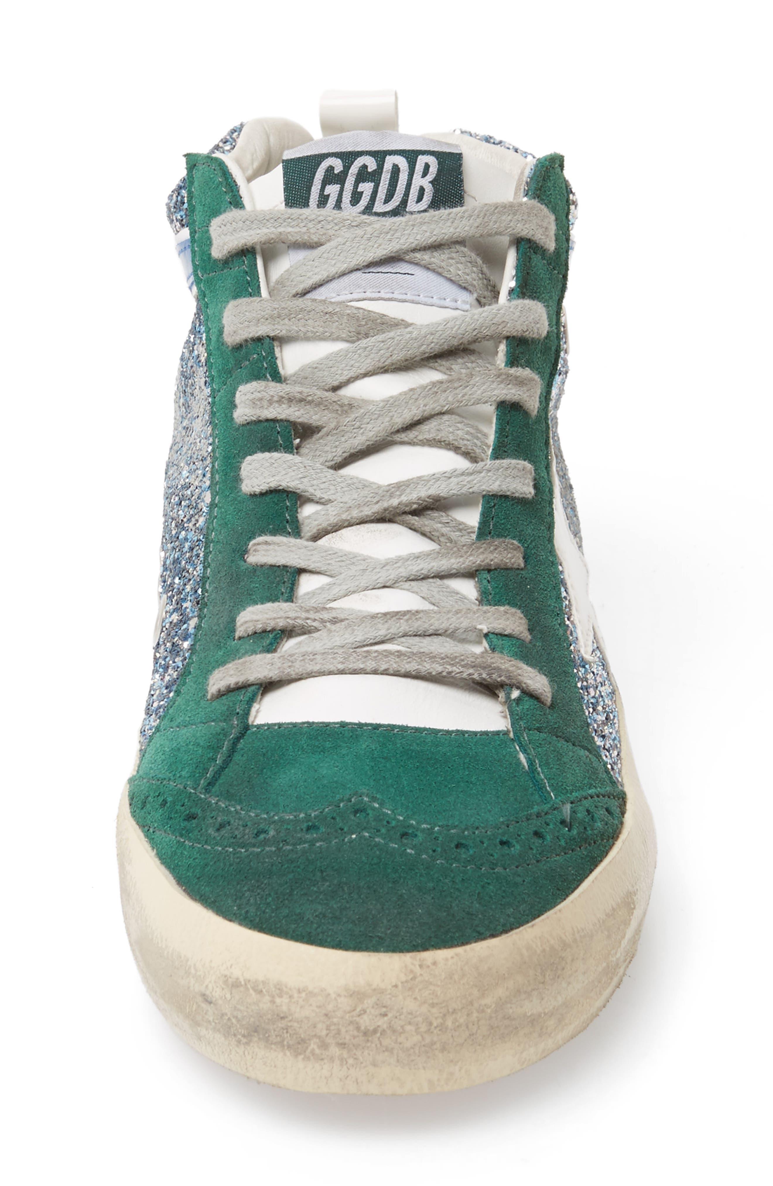 Alternate Image 4  - Golden Goose Star Mid Top Sneaker (Women)