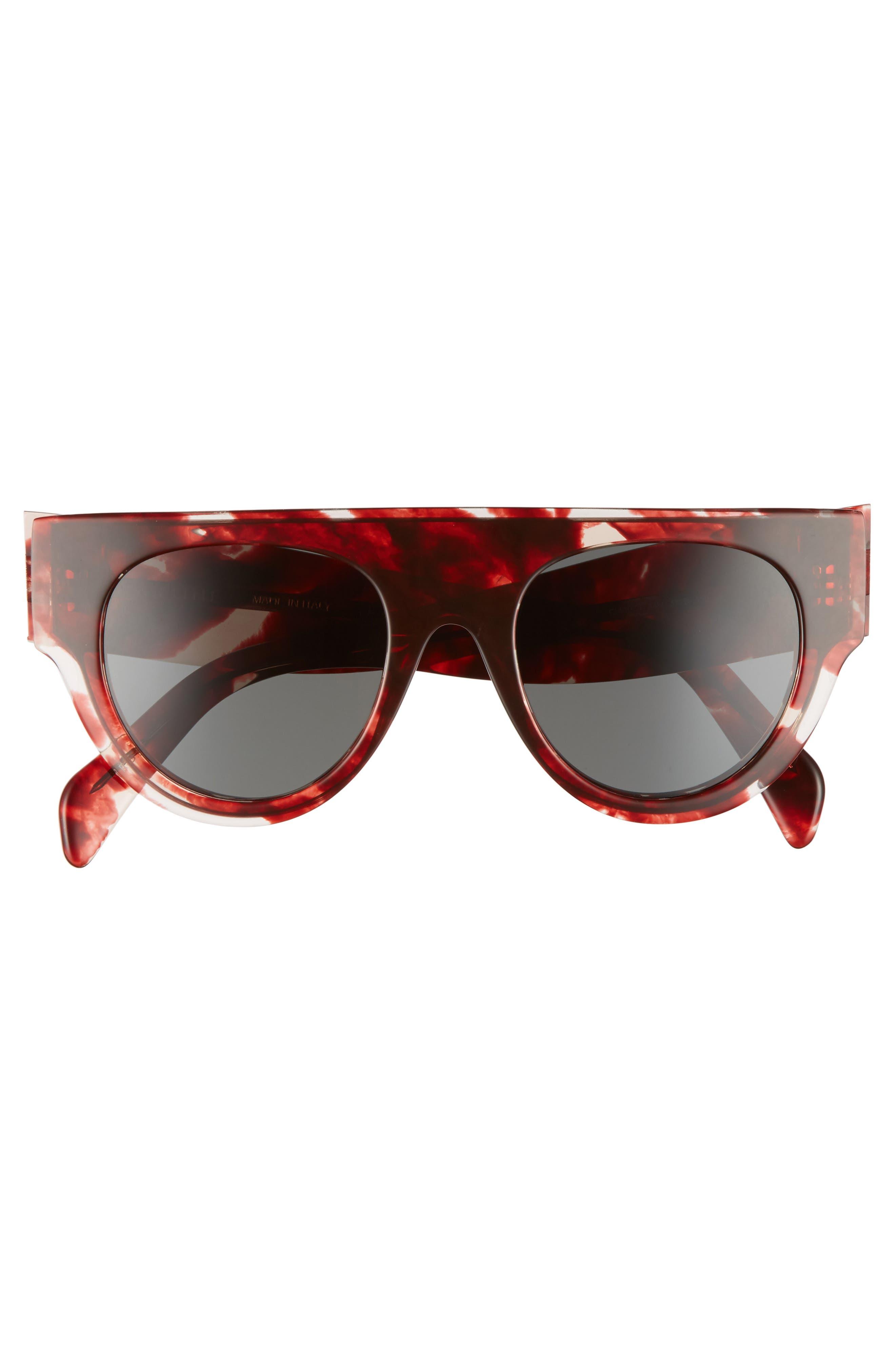 Alternate Image 3  - Céline 51mm Pilot Sunglasses