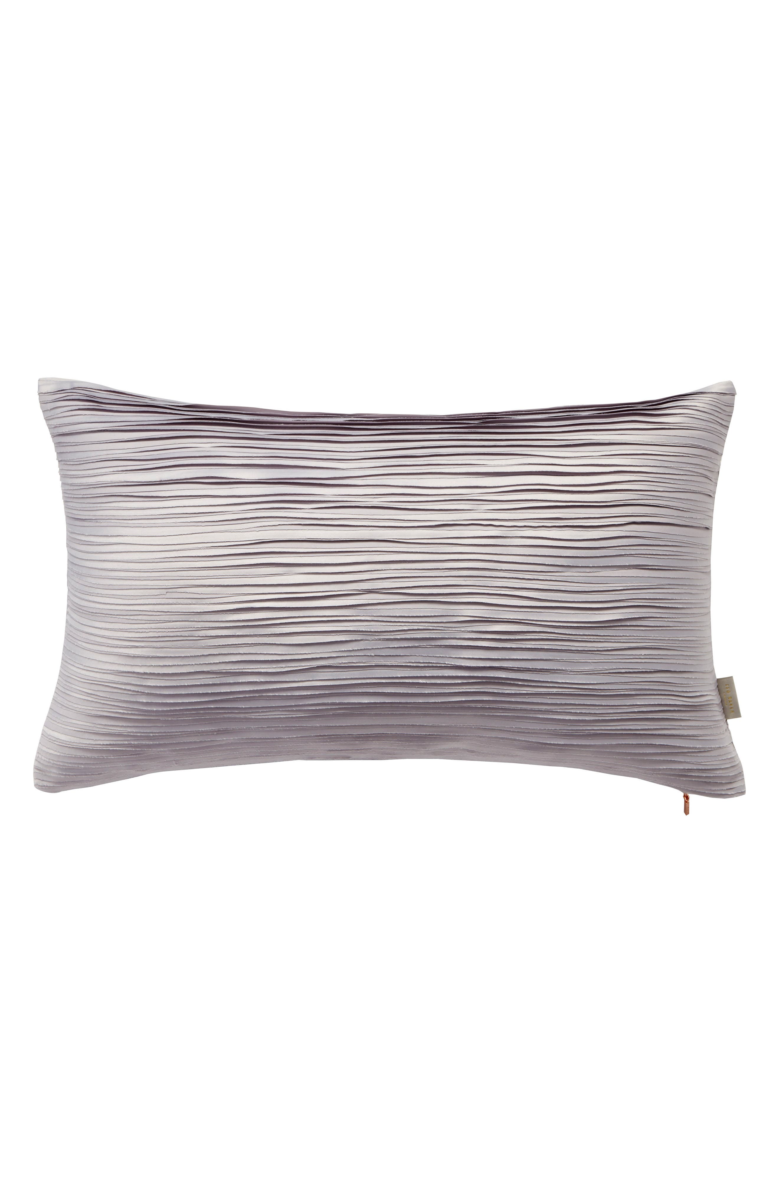 Alternate Image 1 Selected - Ted Baker London Ruched Accent Pillow