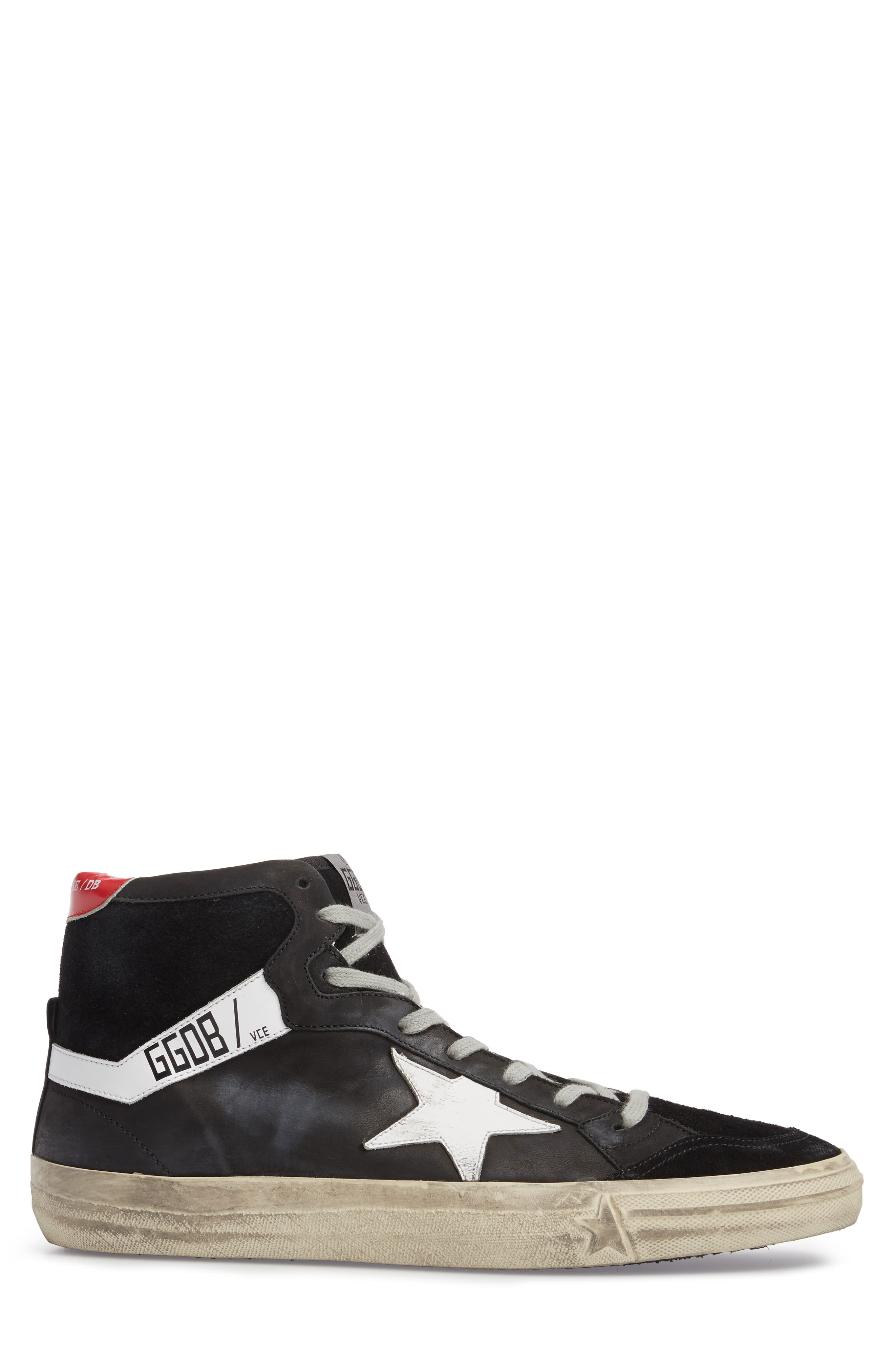 Alternate Image 3  - Golden Goose High Top Sneaker (Men)