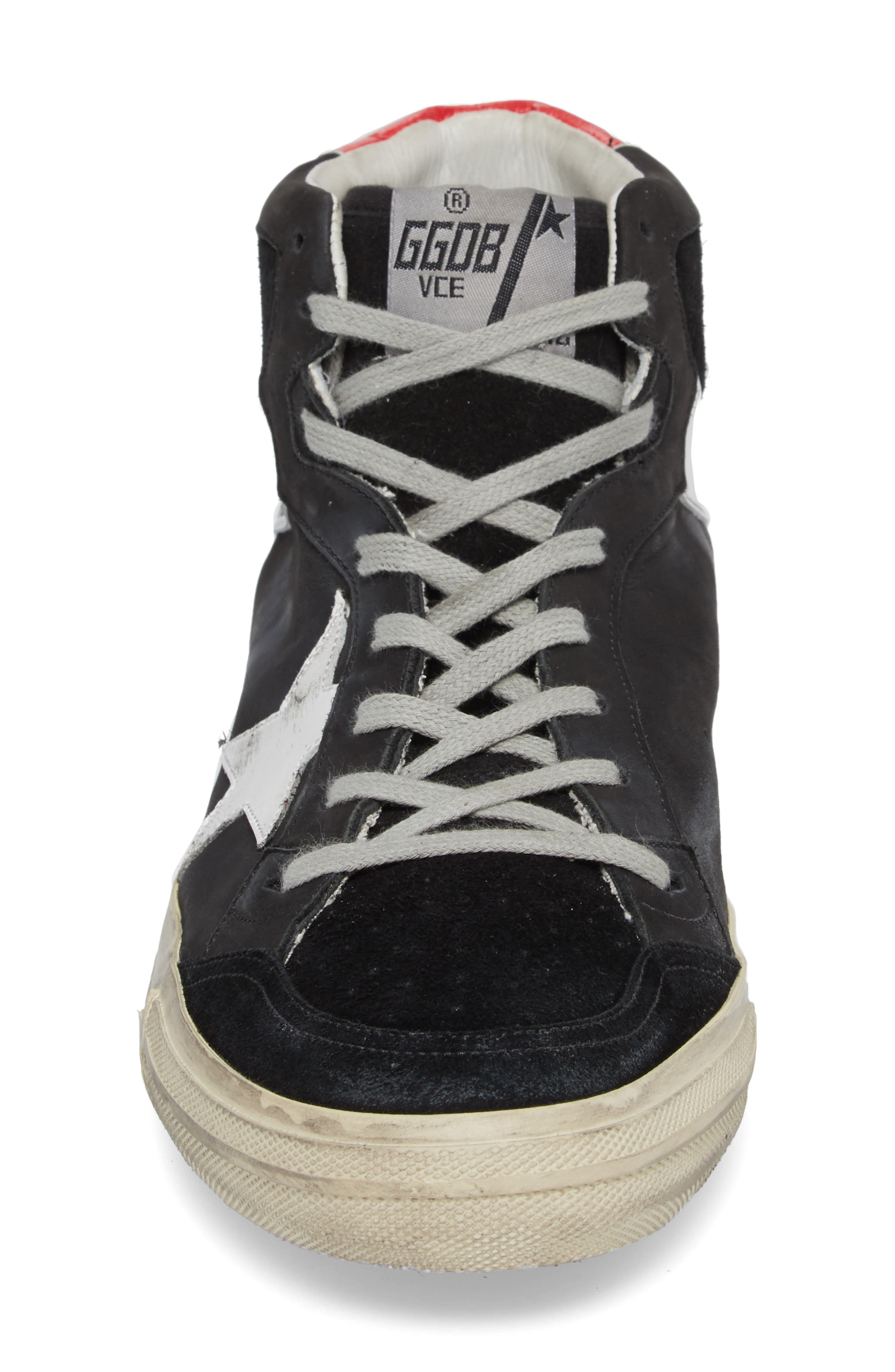 Alternate Image 4  - Golden Goose High Top Sneaker (Men)