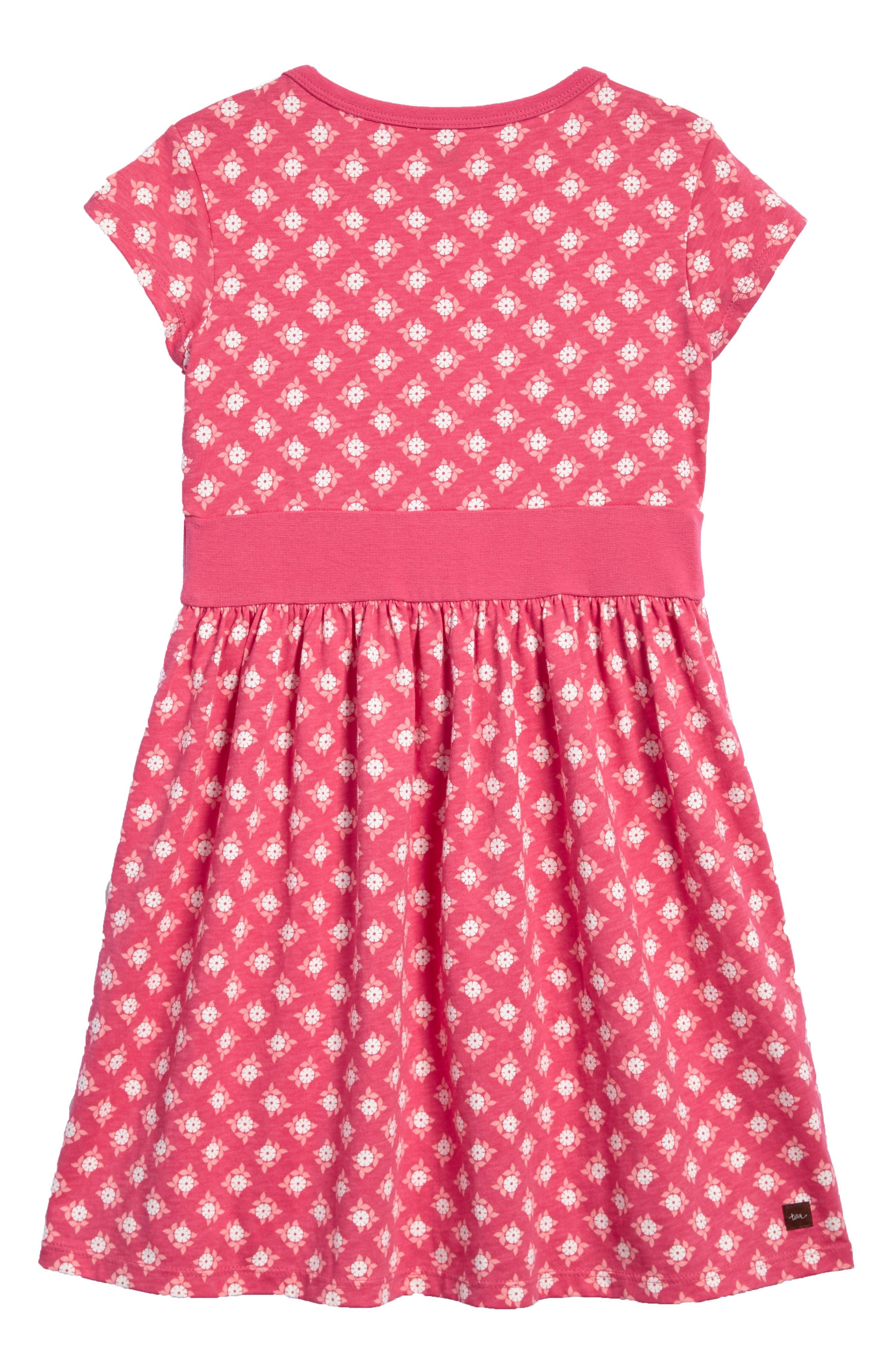 Alternate Image 2  - Tea Collection Sunburst Dress (Baby Girls)