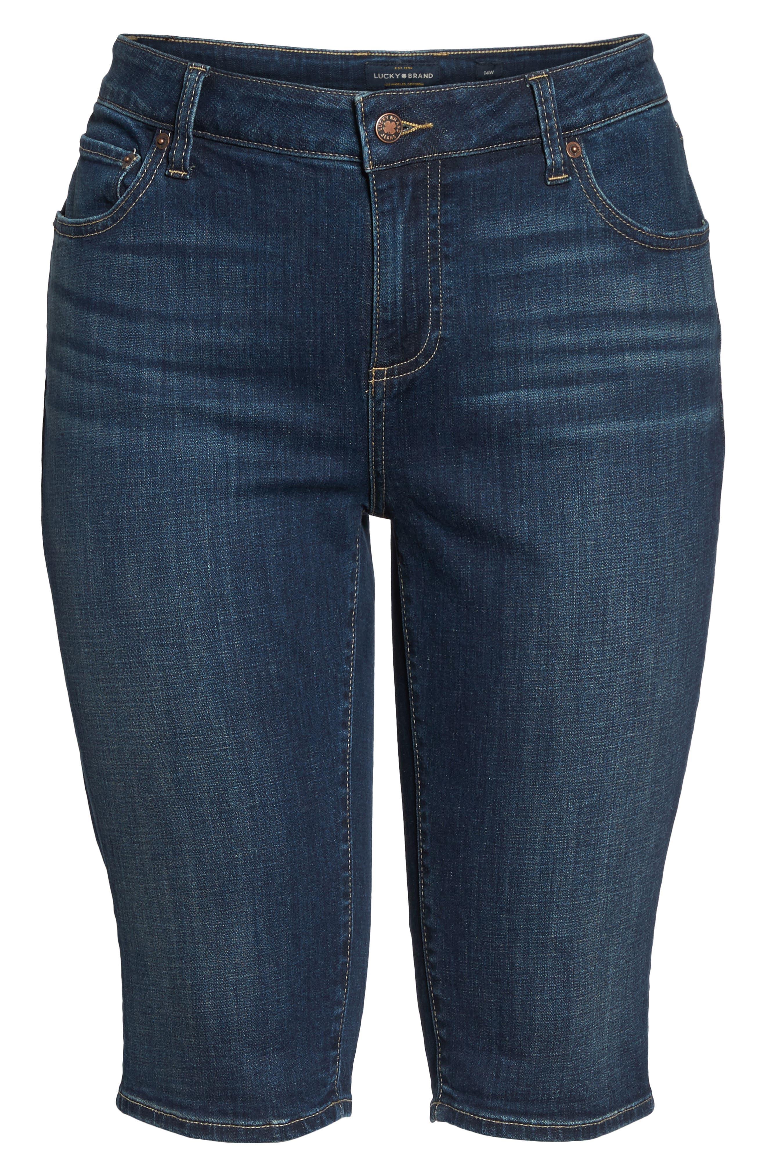 Ginger Bermuda Shorts,                             Alternate thumbnail 6, color,                             Marana-P