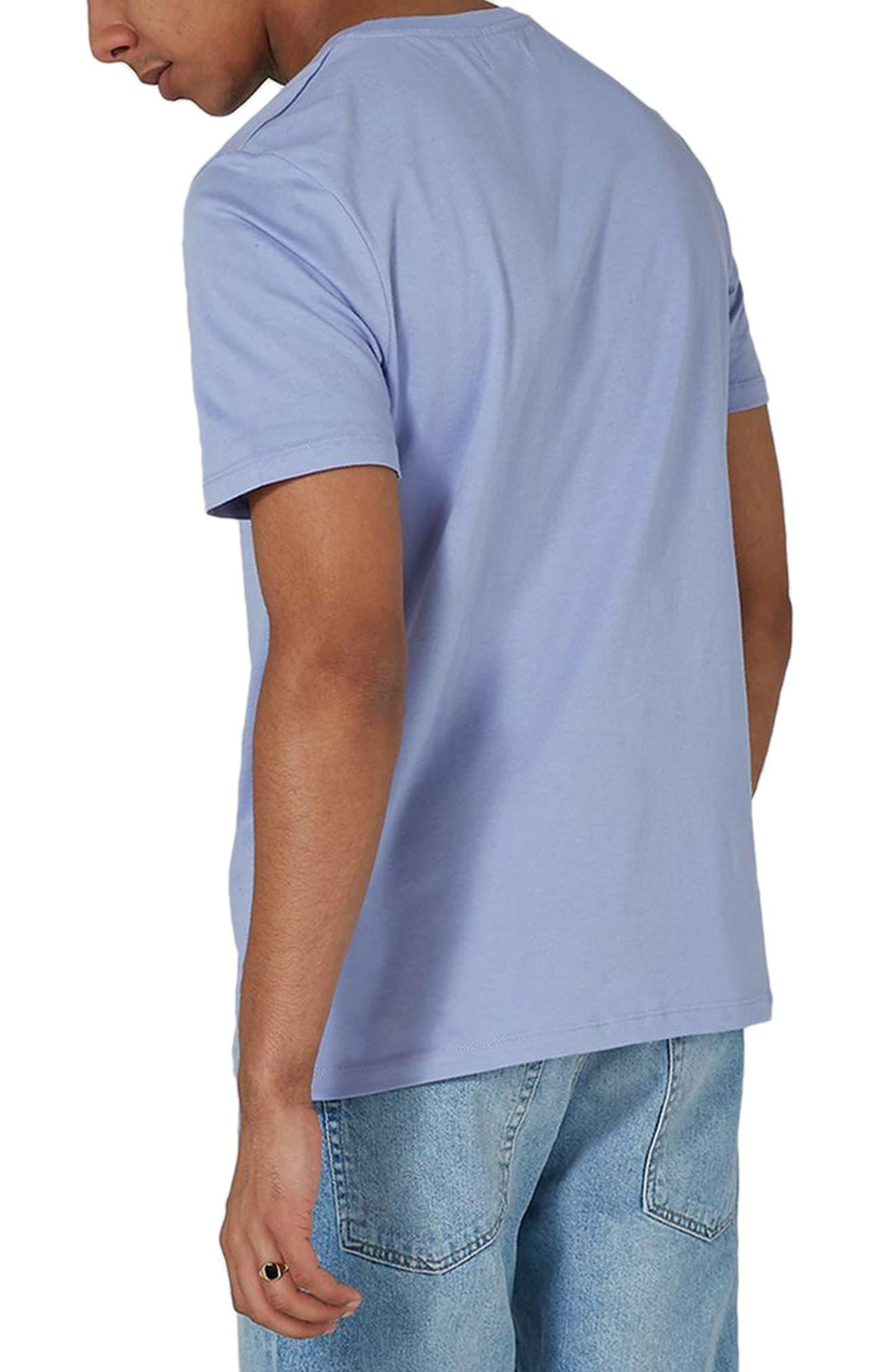 Saturn Logo T-Shirt,                             Alternate thumbnail 2, color,                             Purple