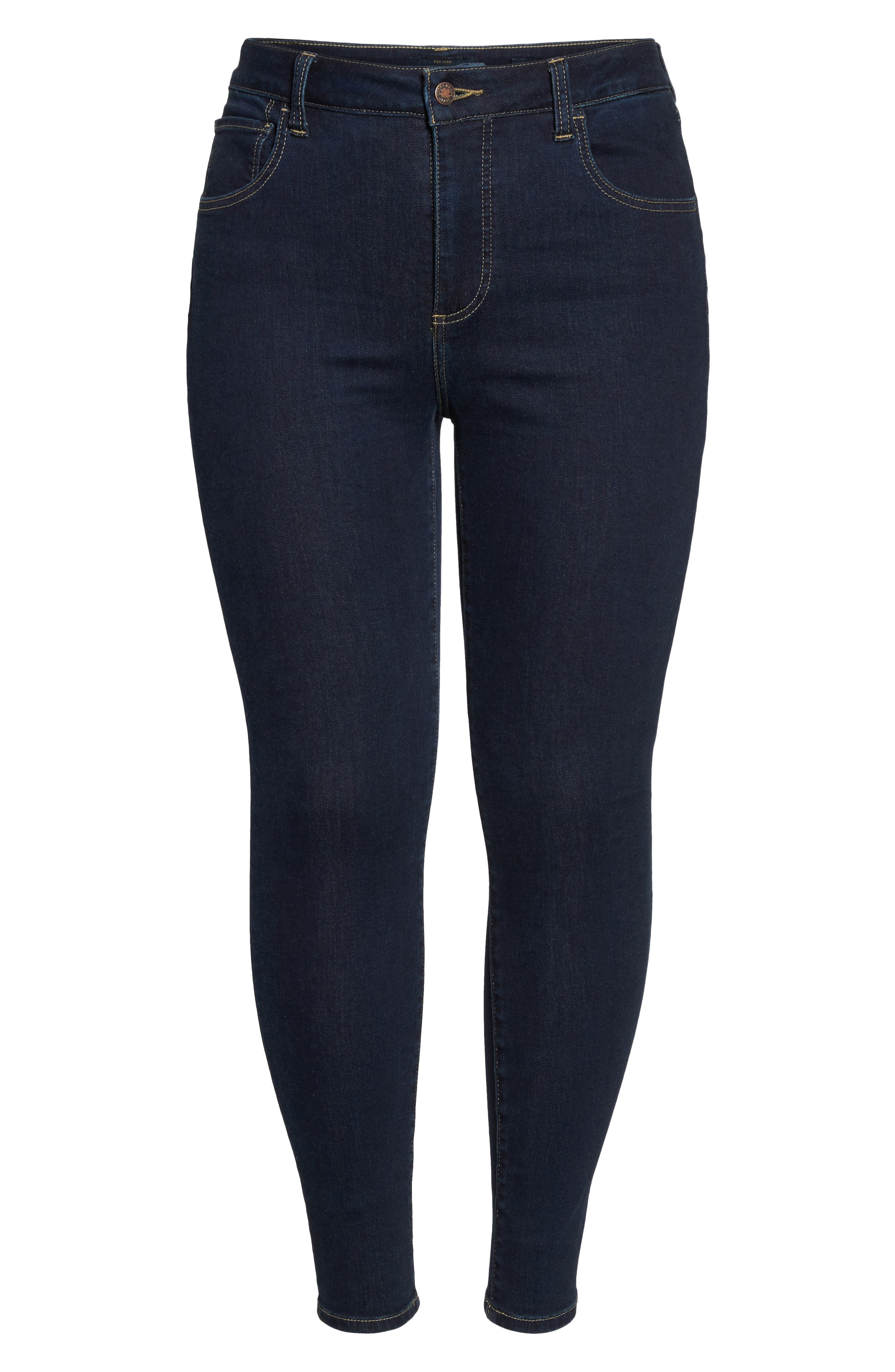 Emma Legging Jeans,                             Alternate thumbnail 7, color,                             Breaker