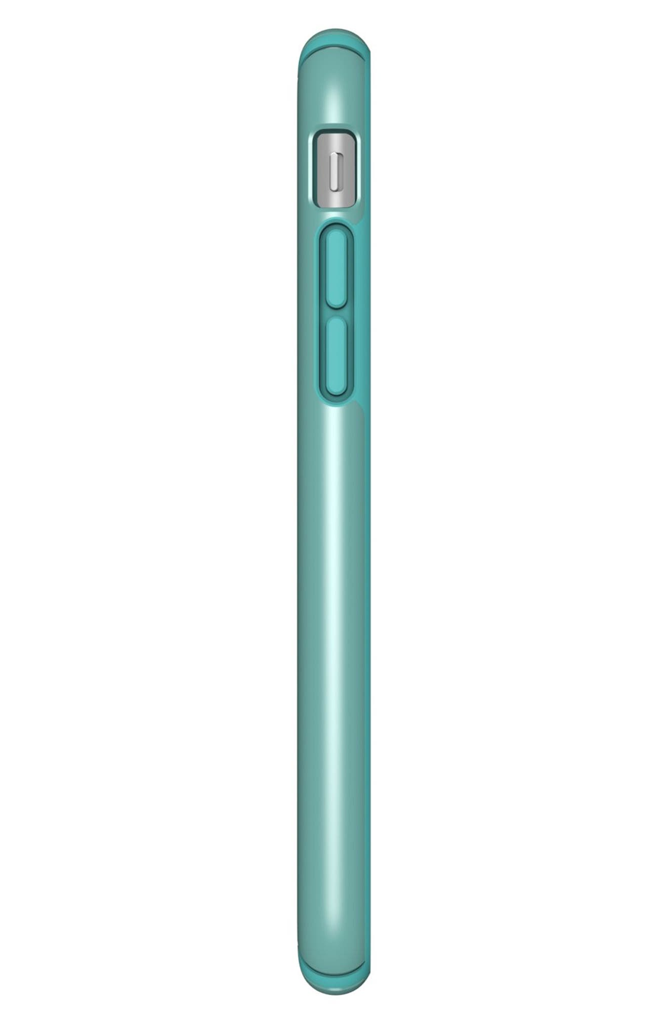 iPhone 6/6s/7/8 Case,                             Alternate thumbnail 5, color,                             Peppermint Green/ Teal