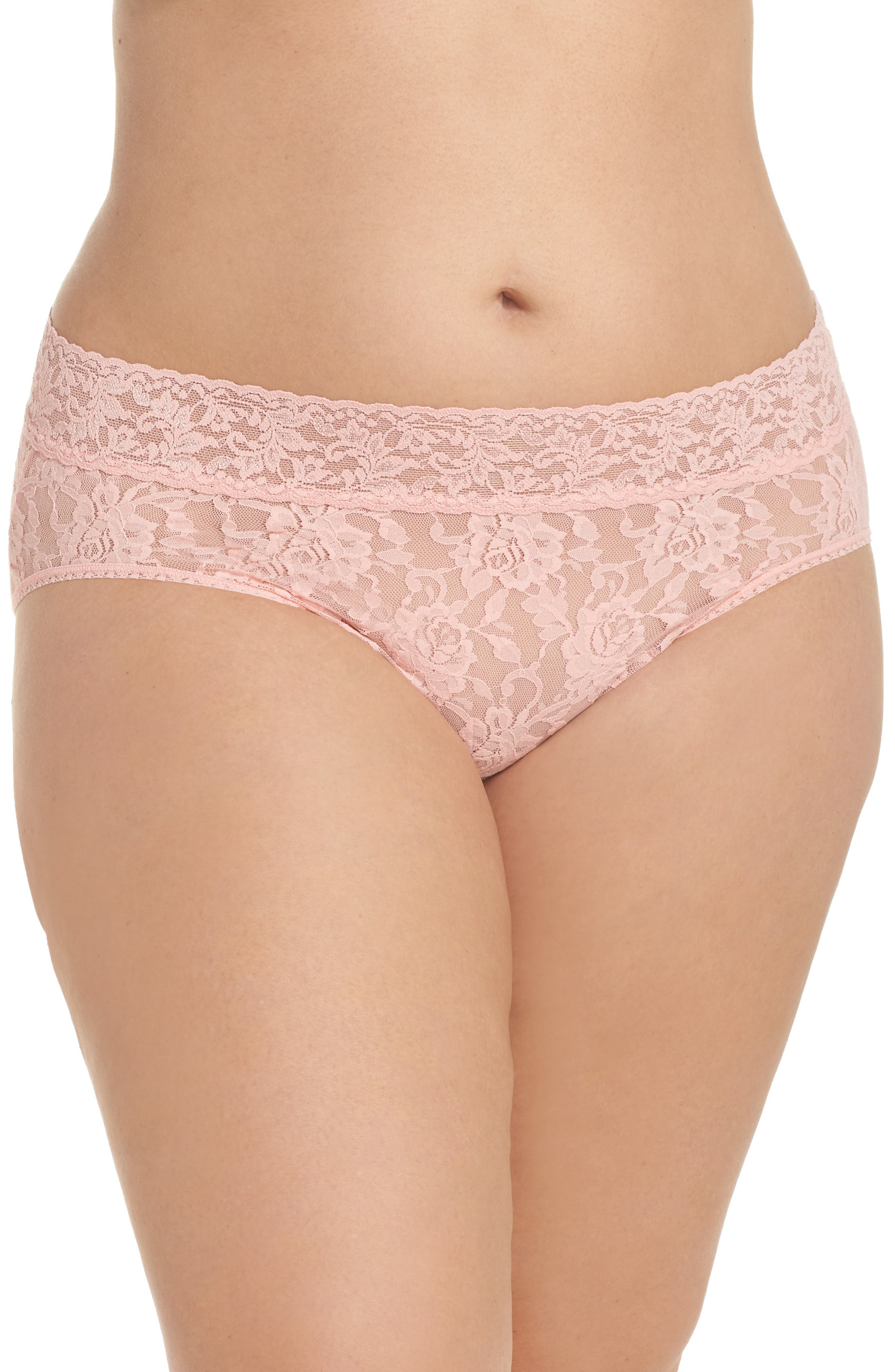 Alternate Image 1 Selected - Hanky Panky French Briefs (Plus Size)