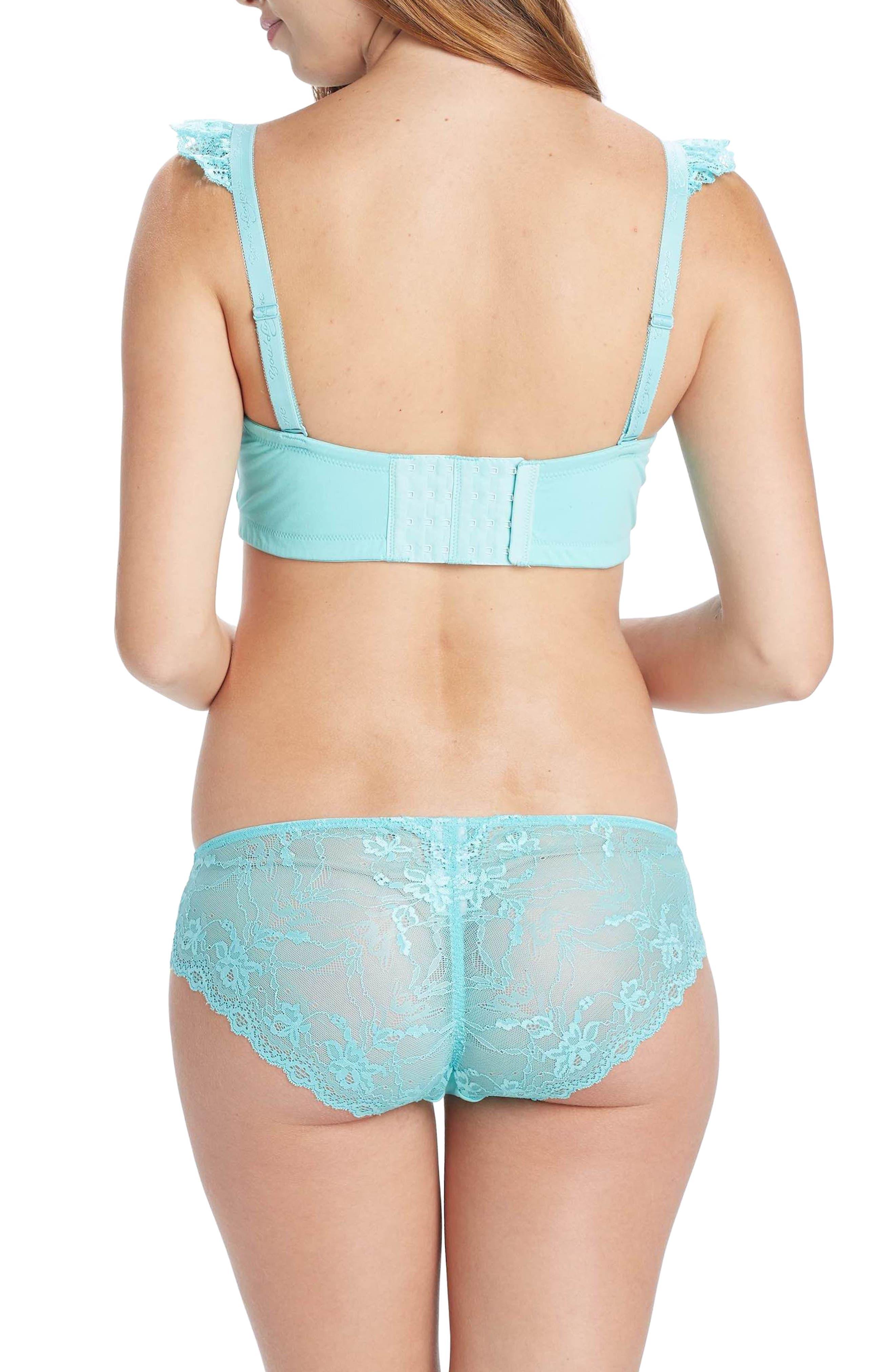 Alternate Image 2  - You! Lingerie Lark Lace Maternity Hipster