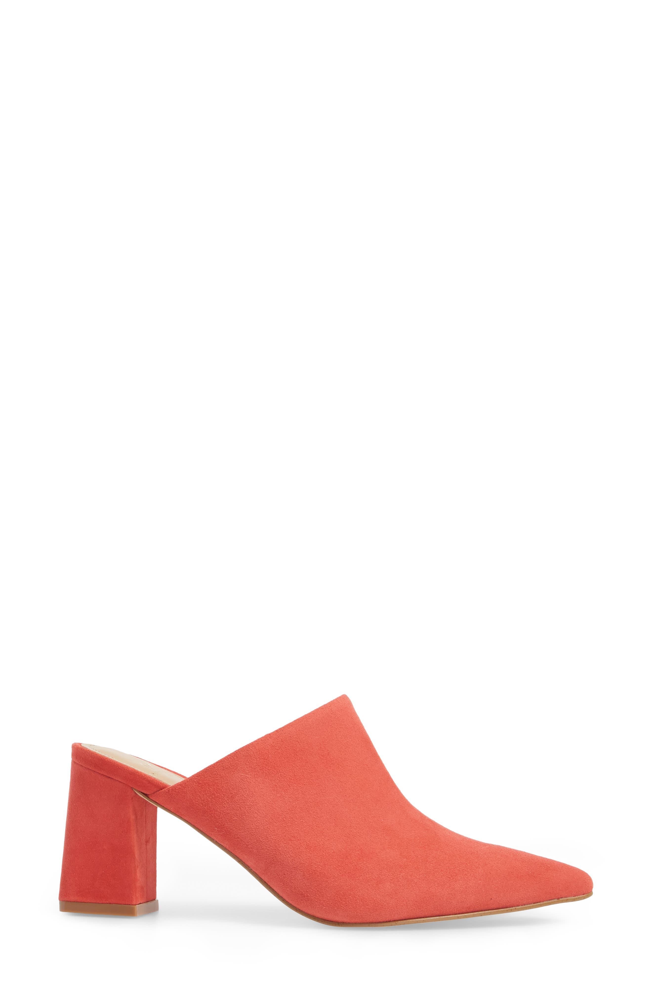 Alternate Image 3  - Marc Fisher LTD Zivon Pointy Toe Mule (Women)
