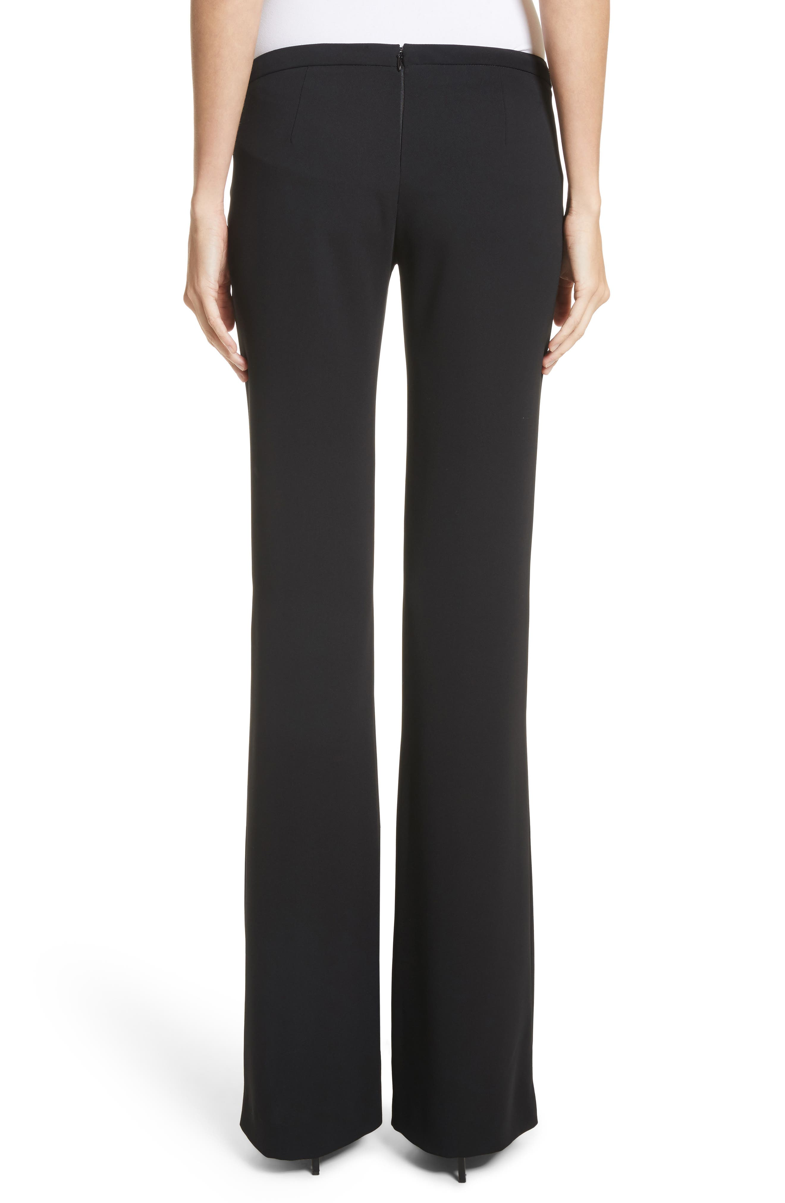 Alternate Image 2  - Versace Collection Cady Flare Pants