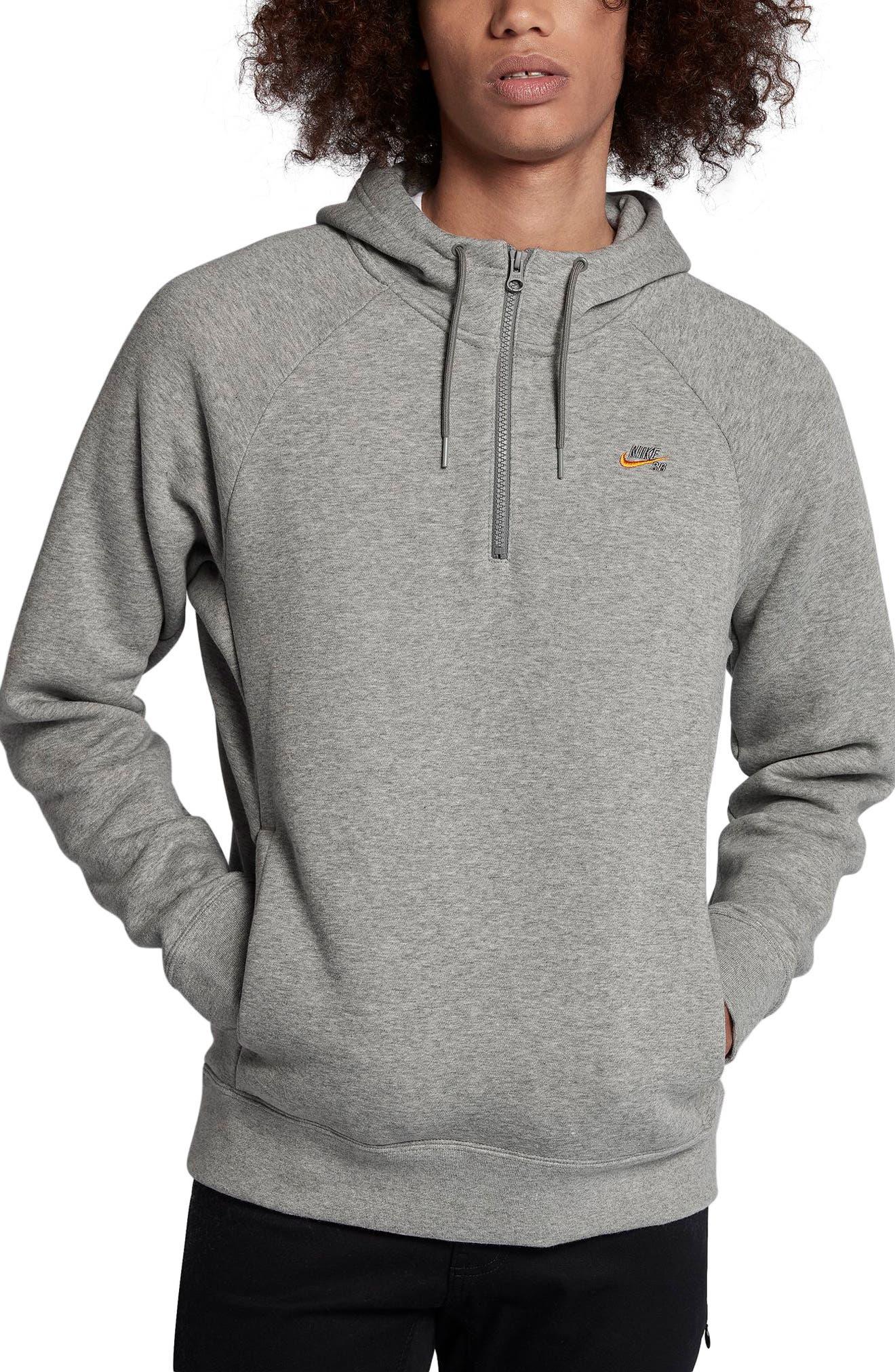 Nike SB Icon Half-Zip Hoodie