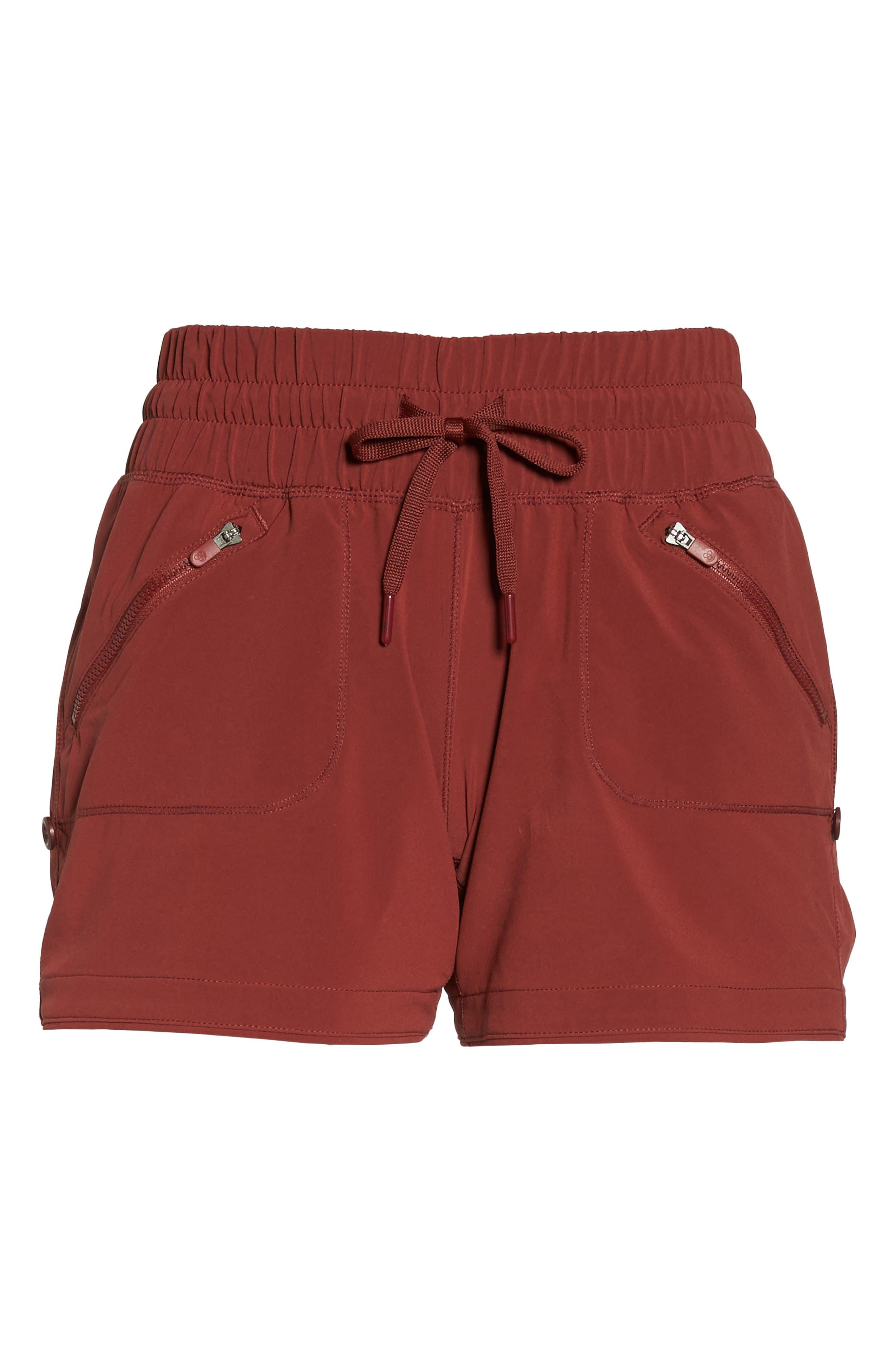 Alternate Image 6  - Zella Switchback Shorts