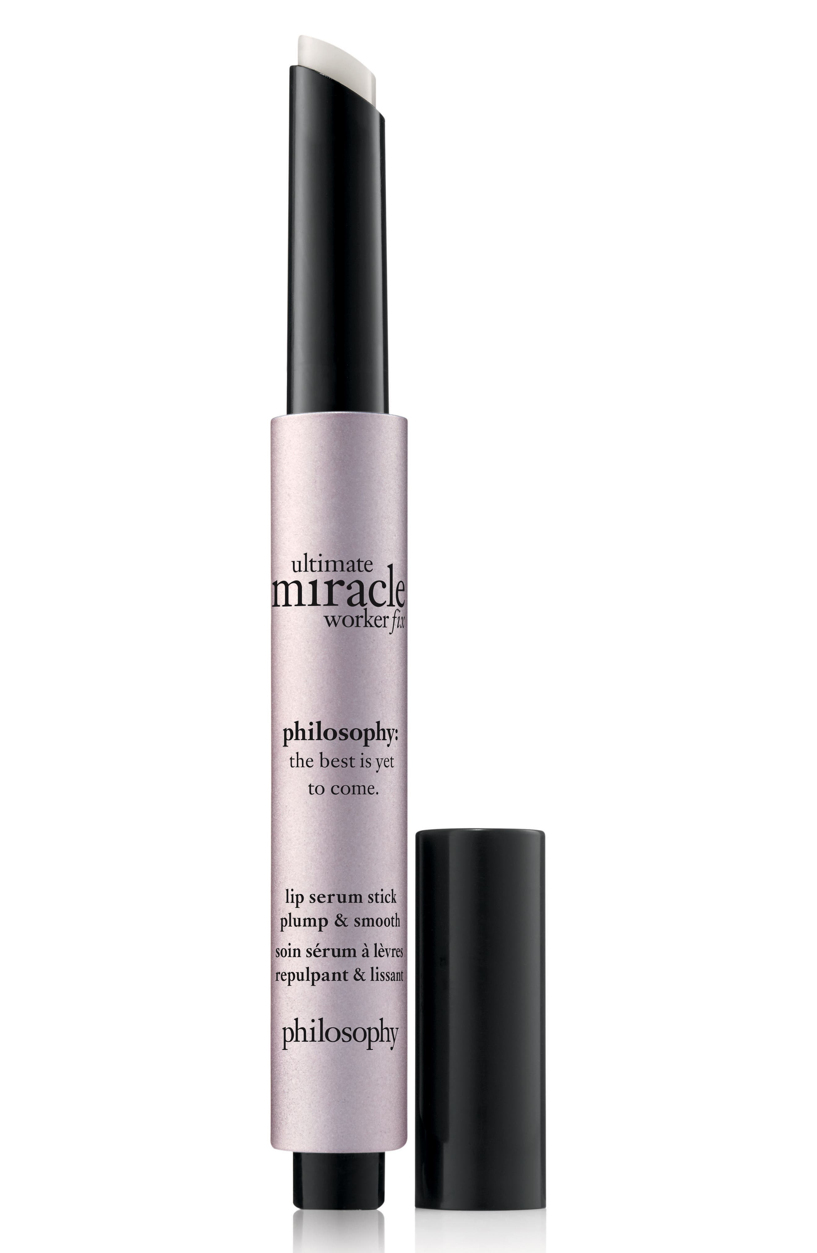 ultimate miracle worker lip fix,                             Alternate thumbnail 3, color,                             No Color