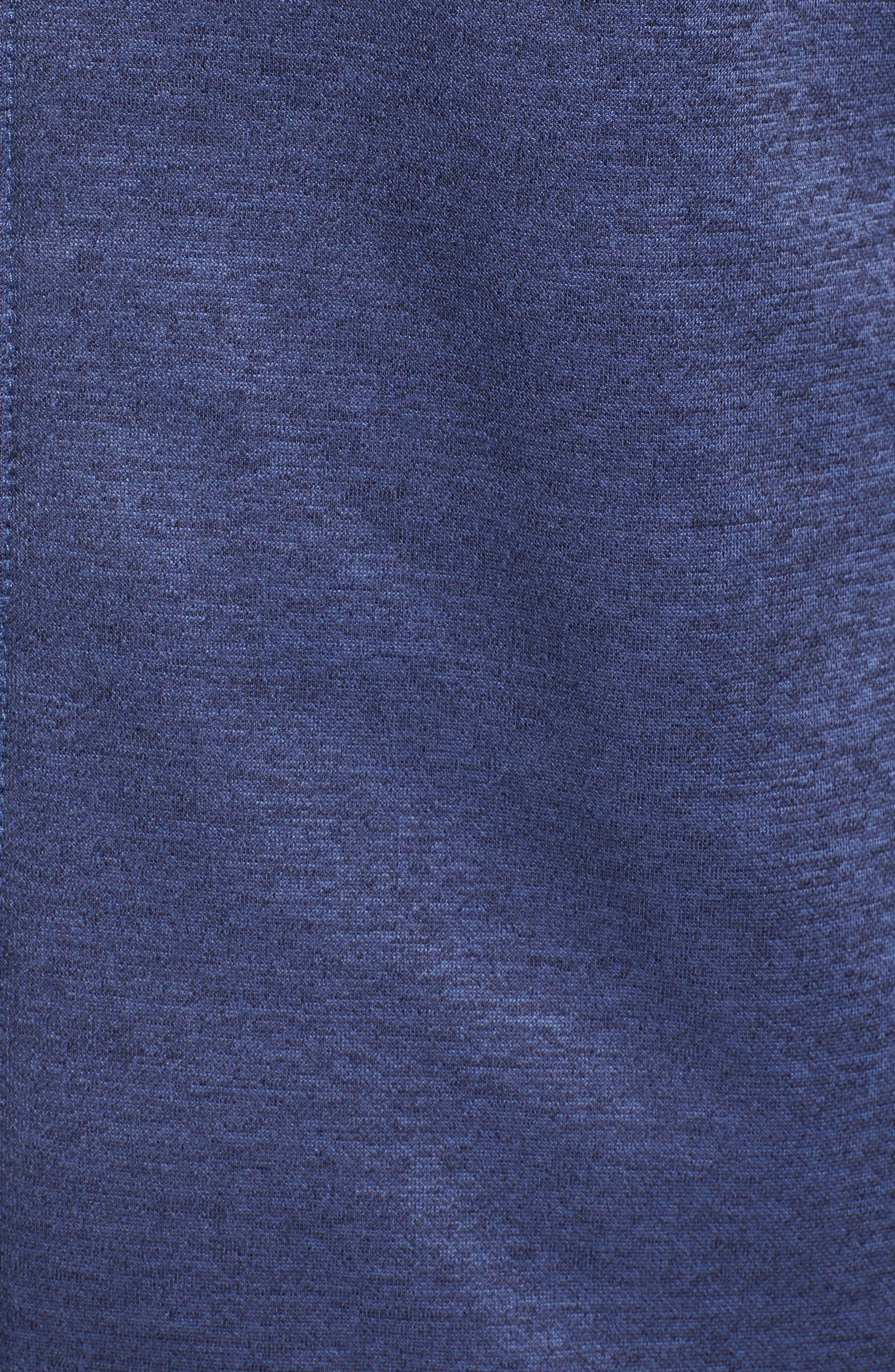 Placid Hoodie,                             Alternate thumbnail 5, color,                             Yankee Blue
