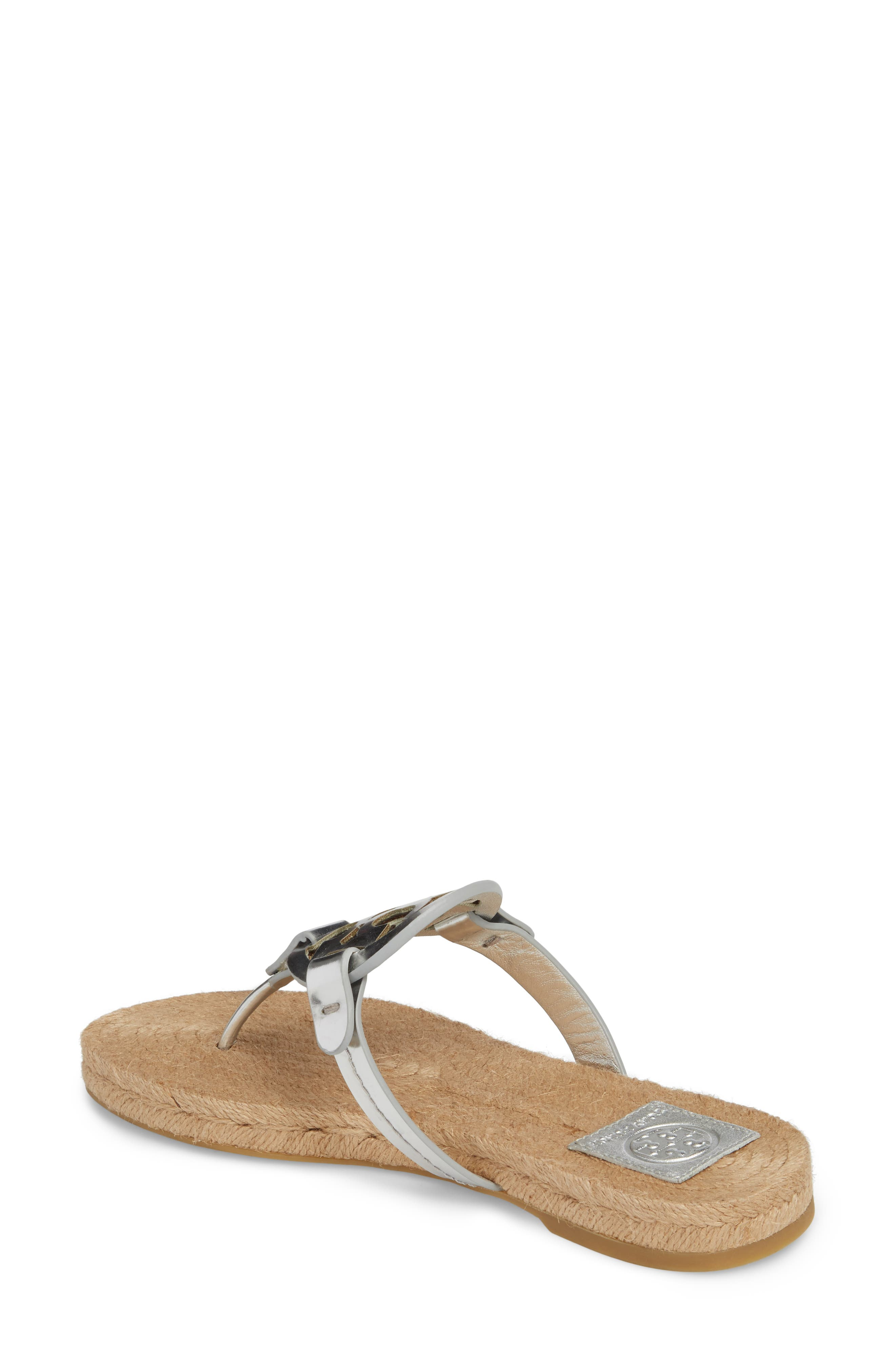 Alternate Image 2  - Tory Burch Miller Espadrille Sandal (Women)