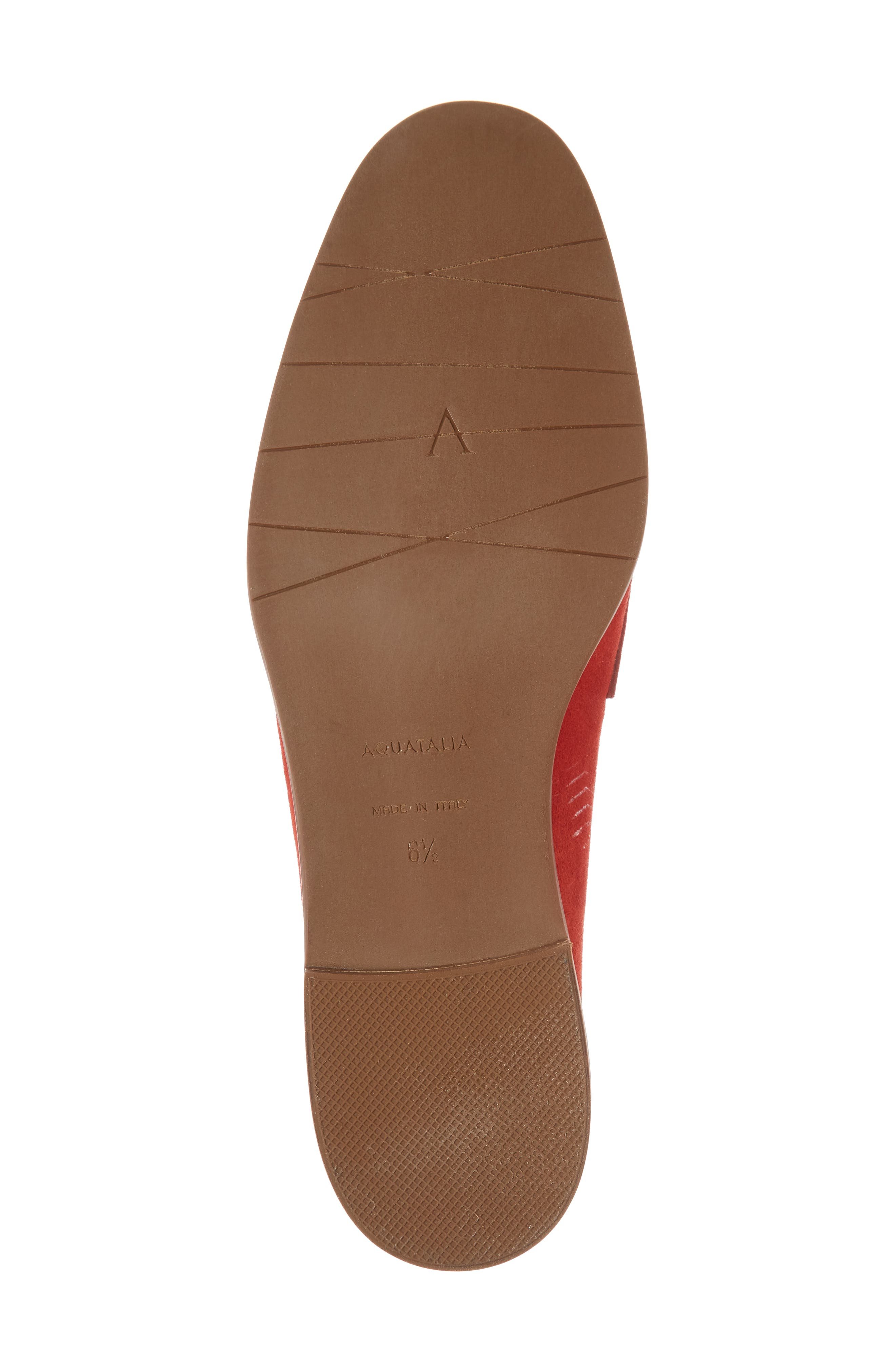 Alternate Image 6  - Aquatalia Tosca Loafer Mule (Women)