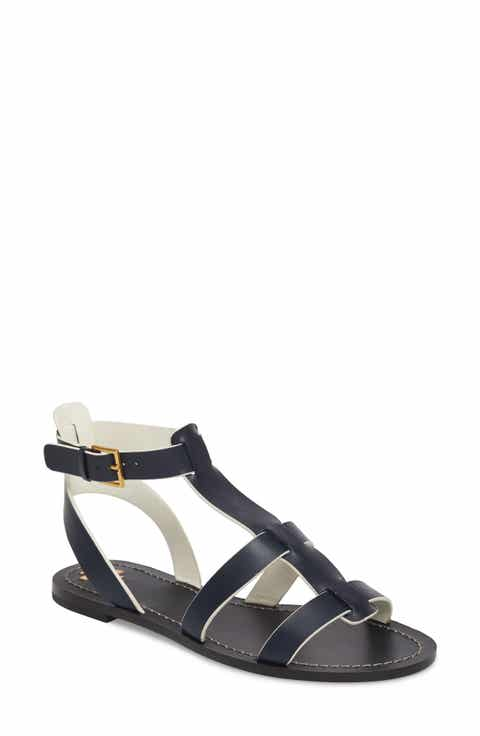Tory Burch Patos Gladiator Sandal (Women)