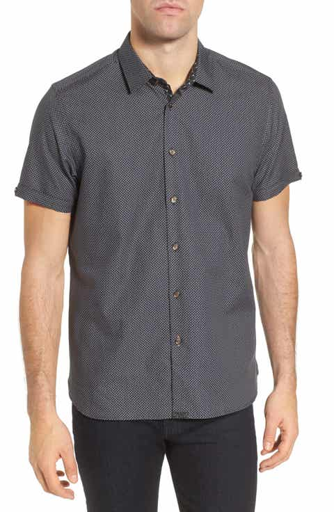 Casual Button-Down Shirts Ted Baker London for Men | Nordstrom