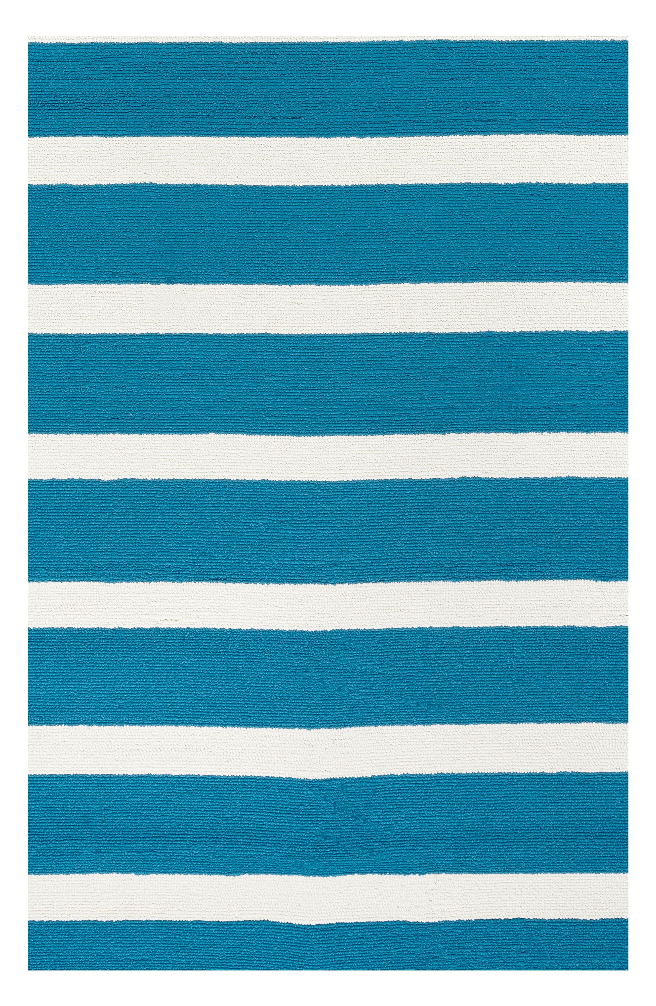 Azzura Hill Jenny Hand Tufted Rug,                             Alternate thumbnail 2, color,                             Marine Blue