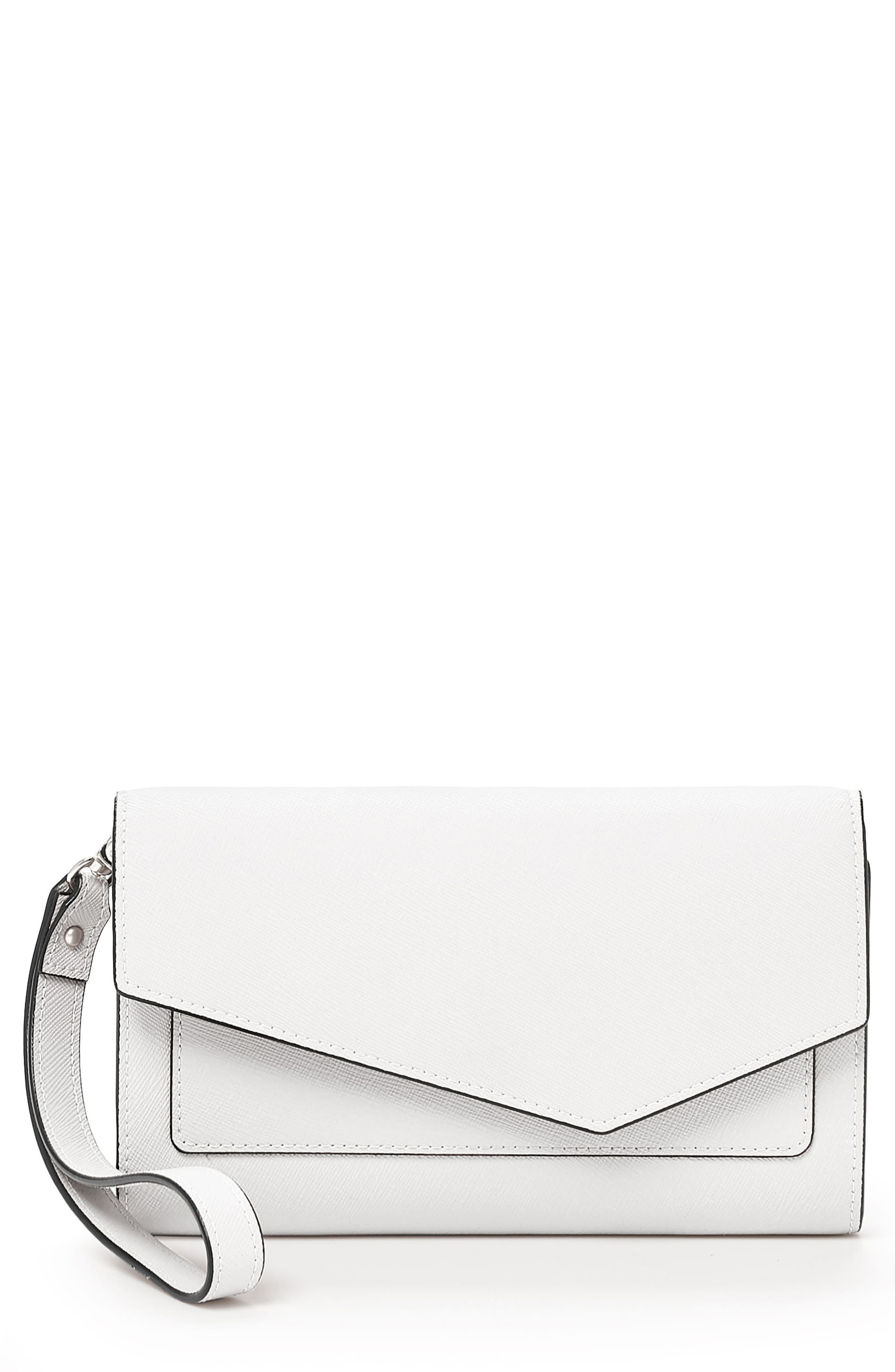 Alternate Image 1 Selected - Botkier Cobble Hill Calfskin Leather Wallet