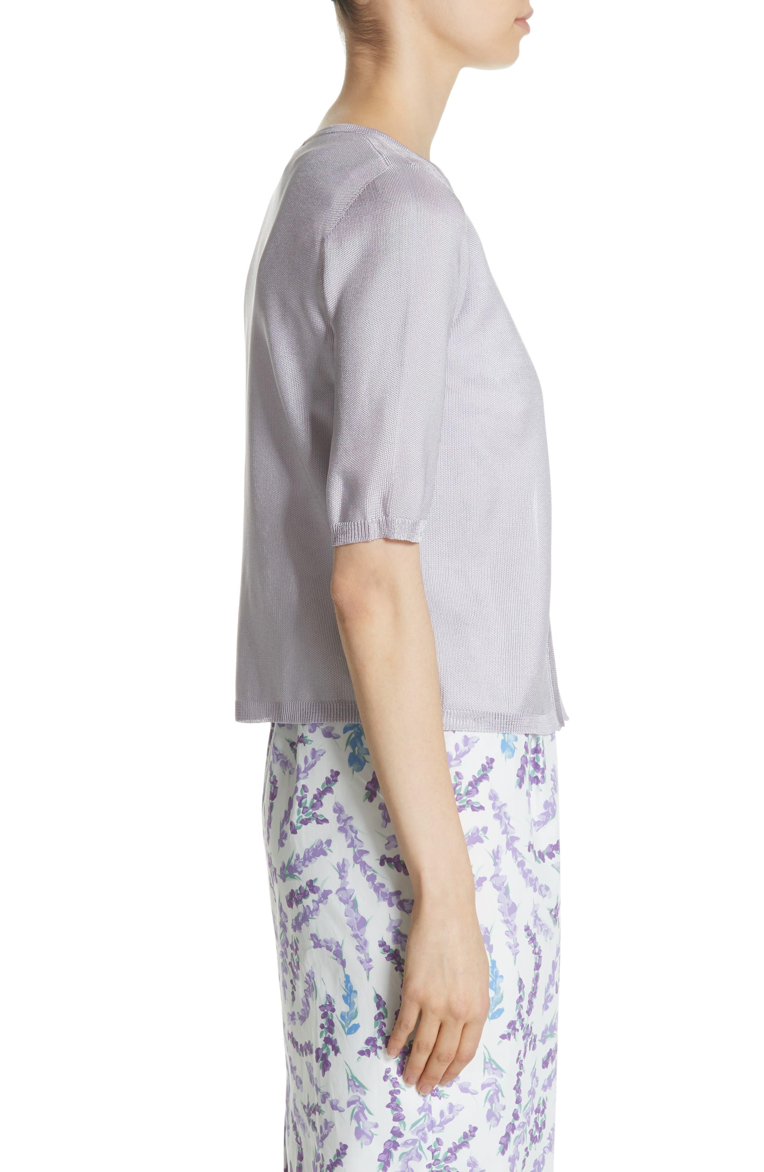 Alternate Image 3  - Max Mara Fondi Knit Cardigan