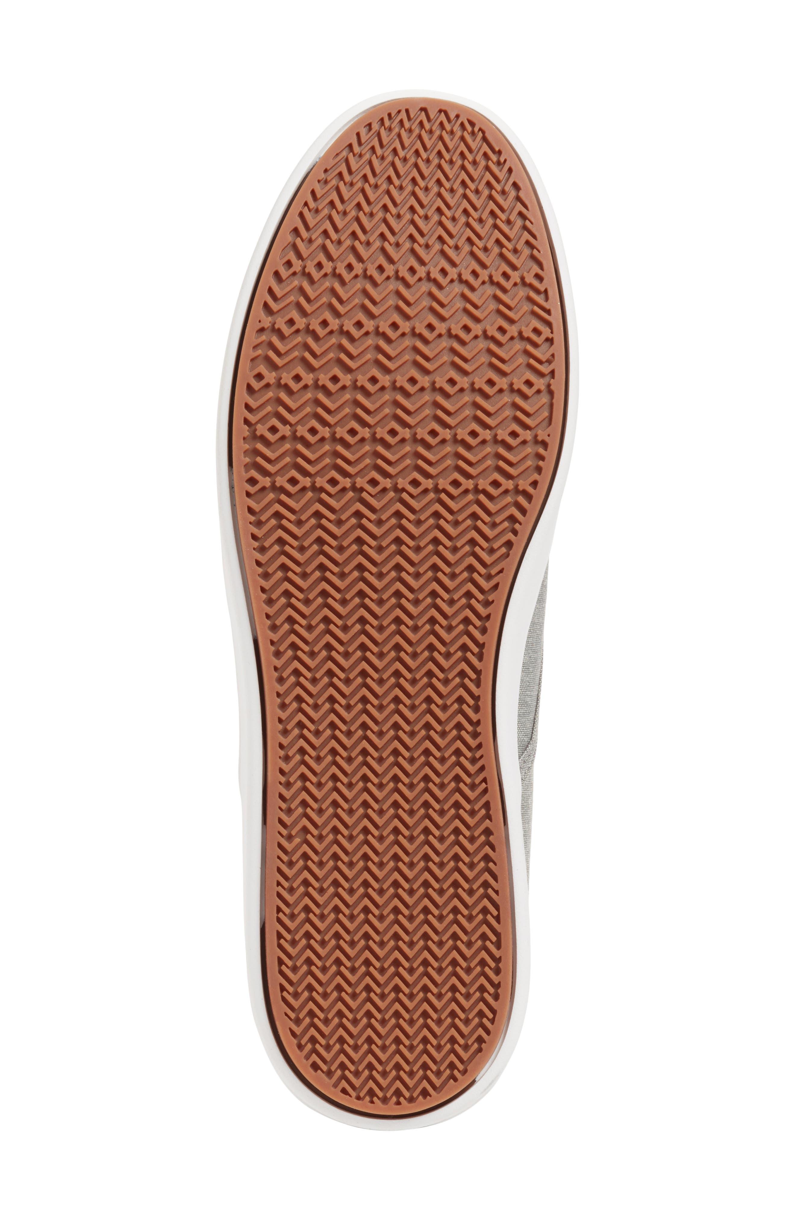 Felix Slip-On Sneaker,                             Alternate thumbnail 6, color,                             Grey