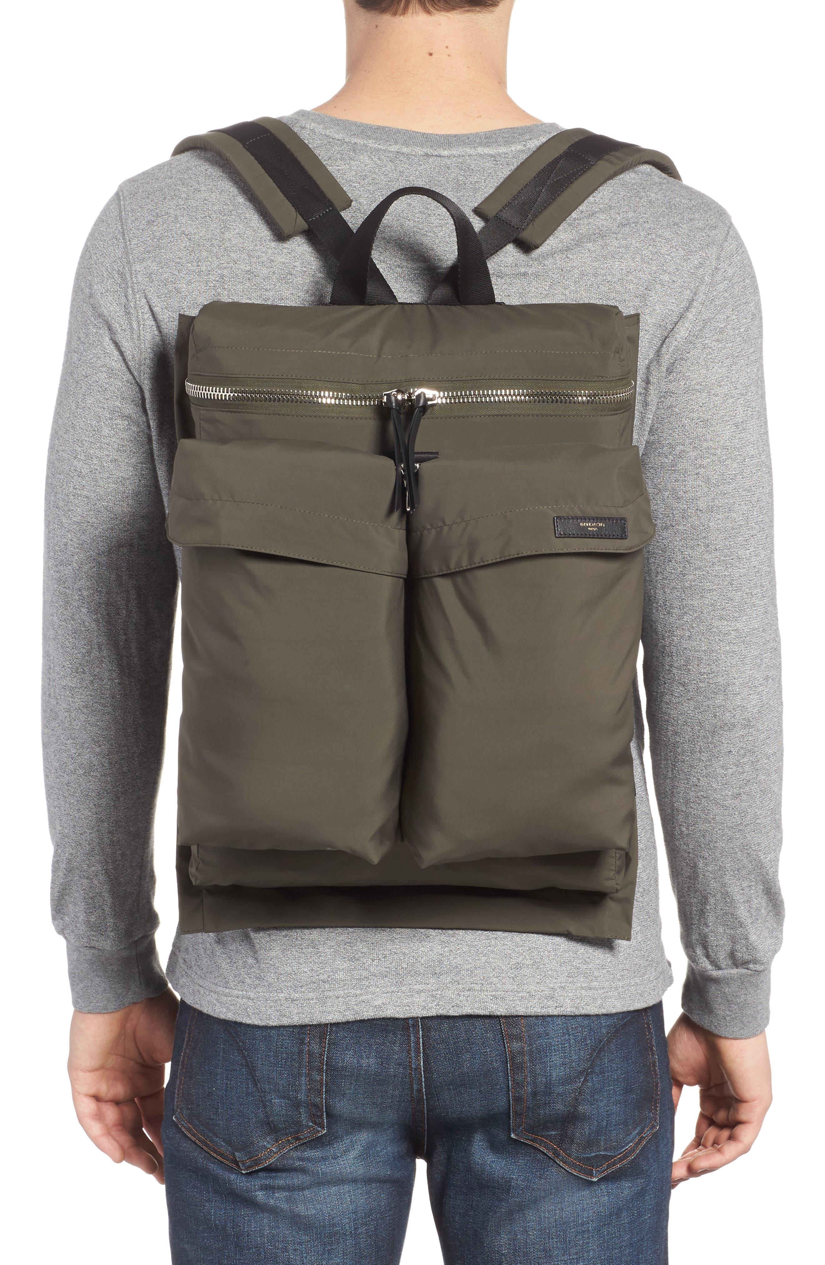 Aviator Backpack,                             Alternate thumbnail 2, color,                             Khaki