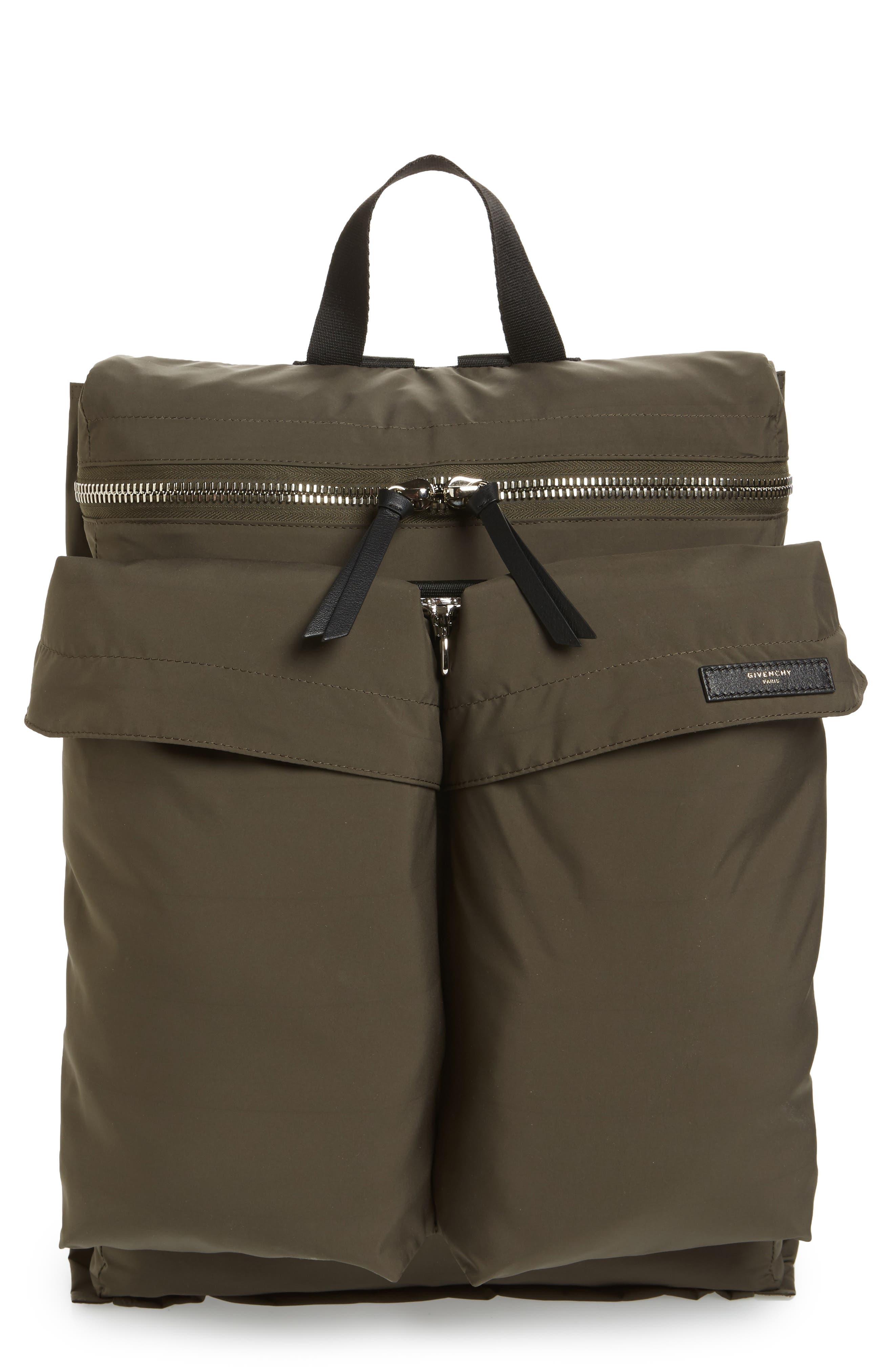 Aviator Backpack,                         Main,                         color, Khaki