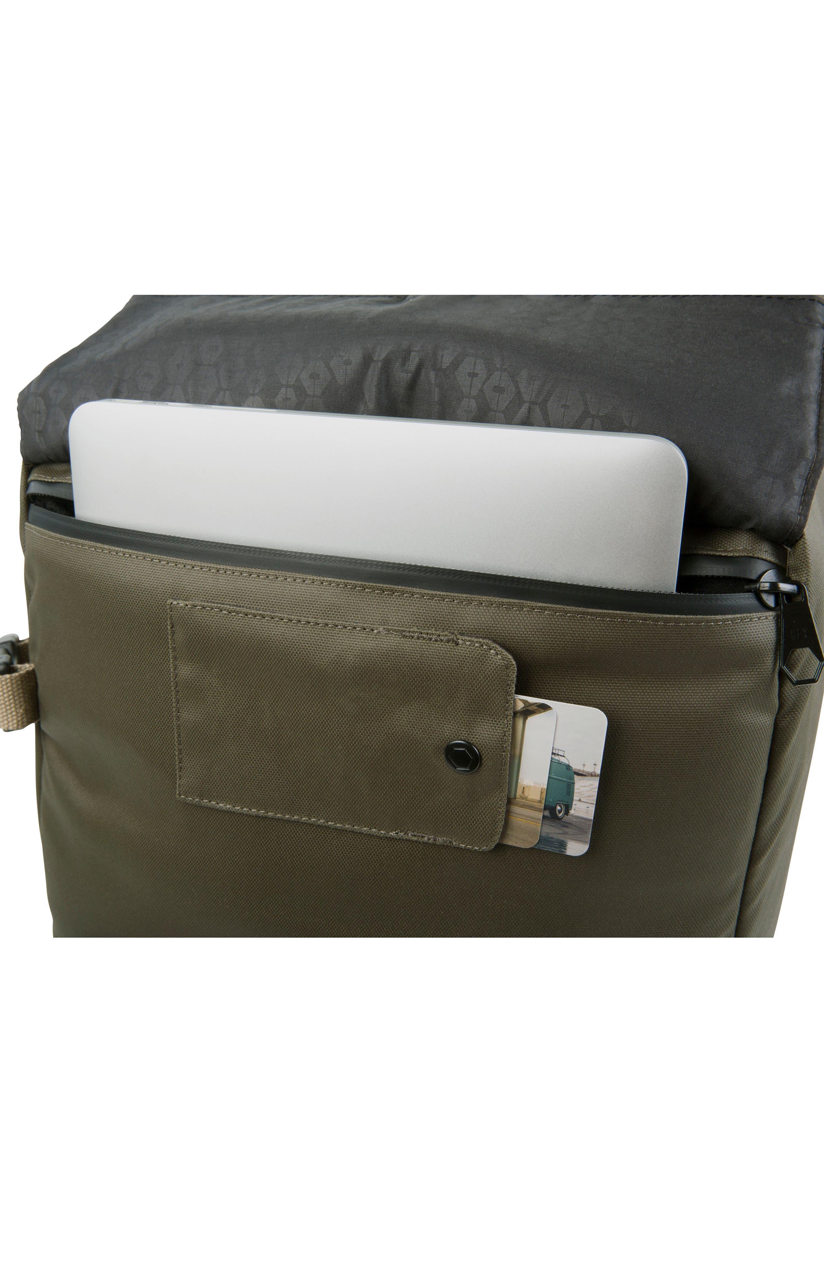 DSLR Camera Backpack,                             Alternate thumbnail 4, color,                             Olive
