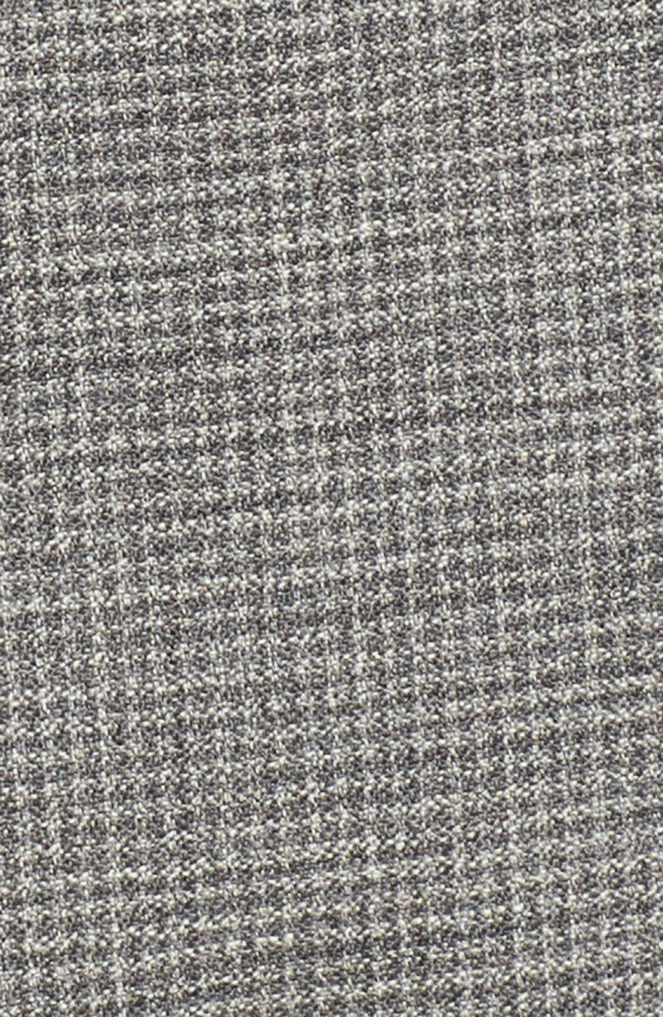 Jewisa Check Wool Jacket,                             Alternate thumbnail 6, color,                             Cozy Grey Fantasy