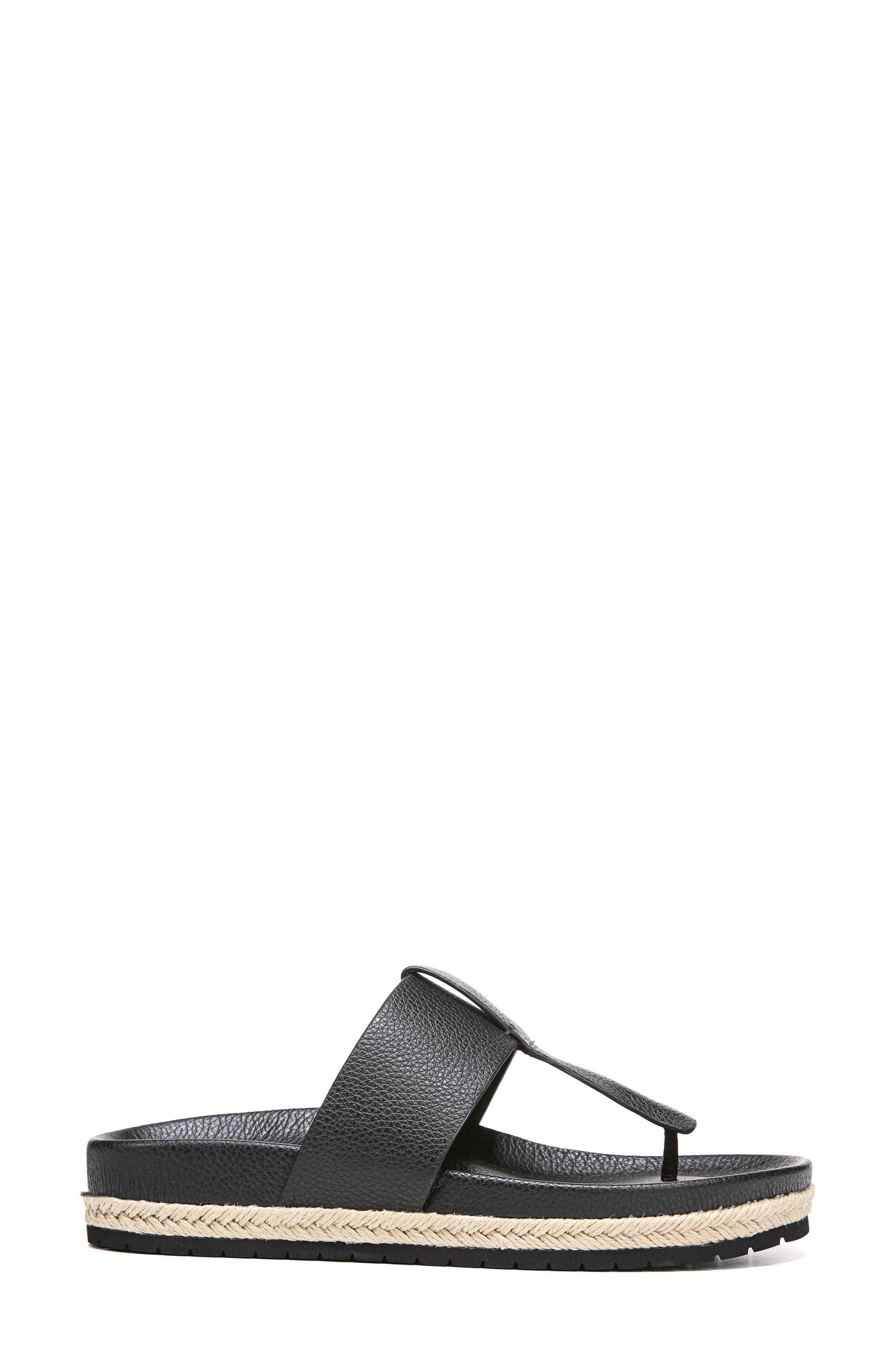 Alternate Image 3  - Vince Avani T-Strap Flat Sandal (Women)