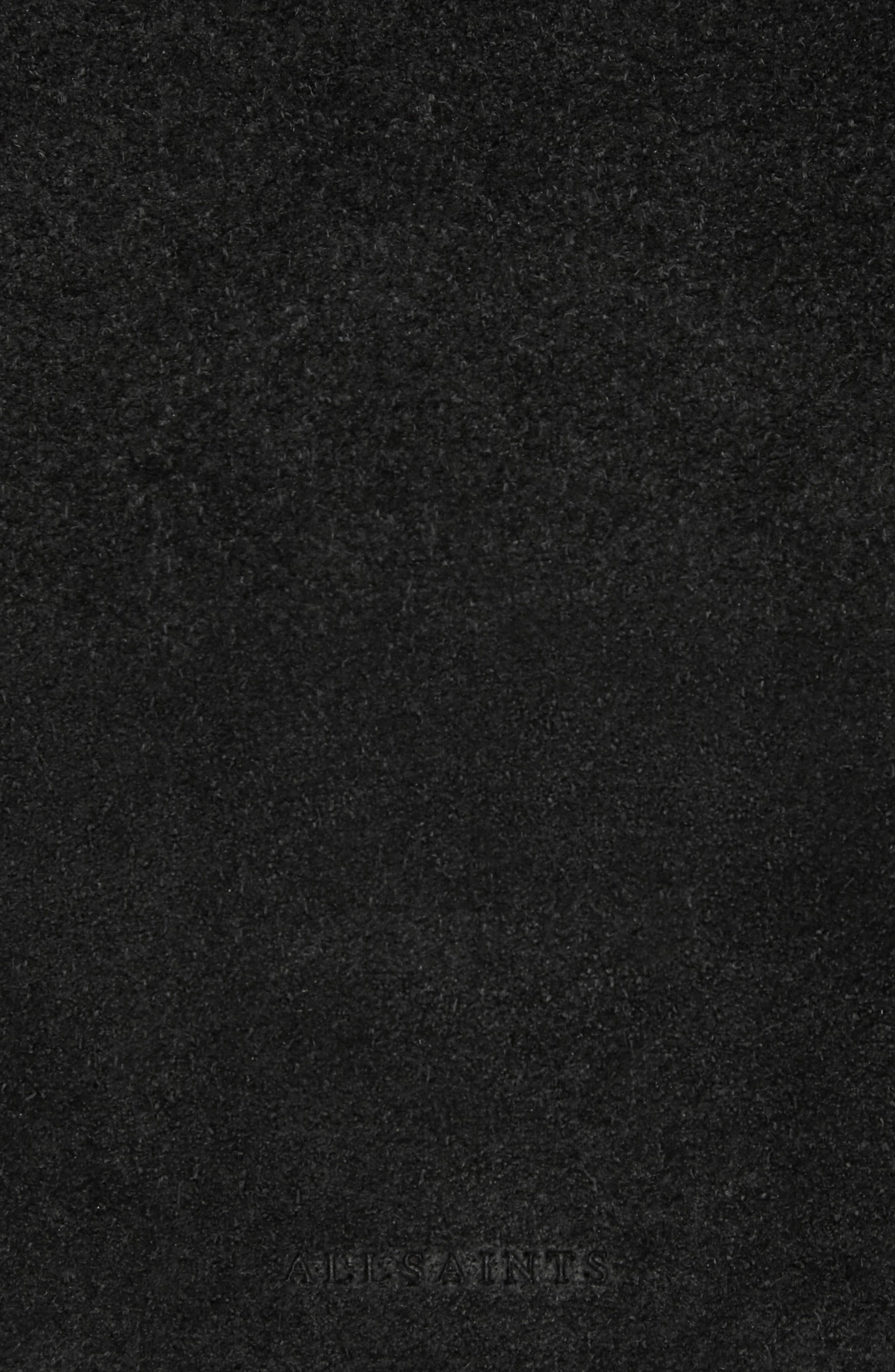 Billie Leather Wallet,                             Alternate thumbnail 6, color,                             Black