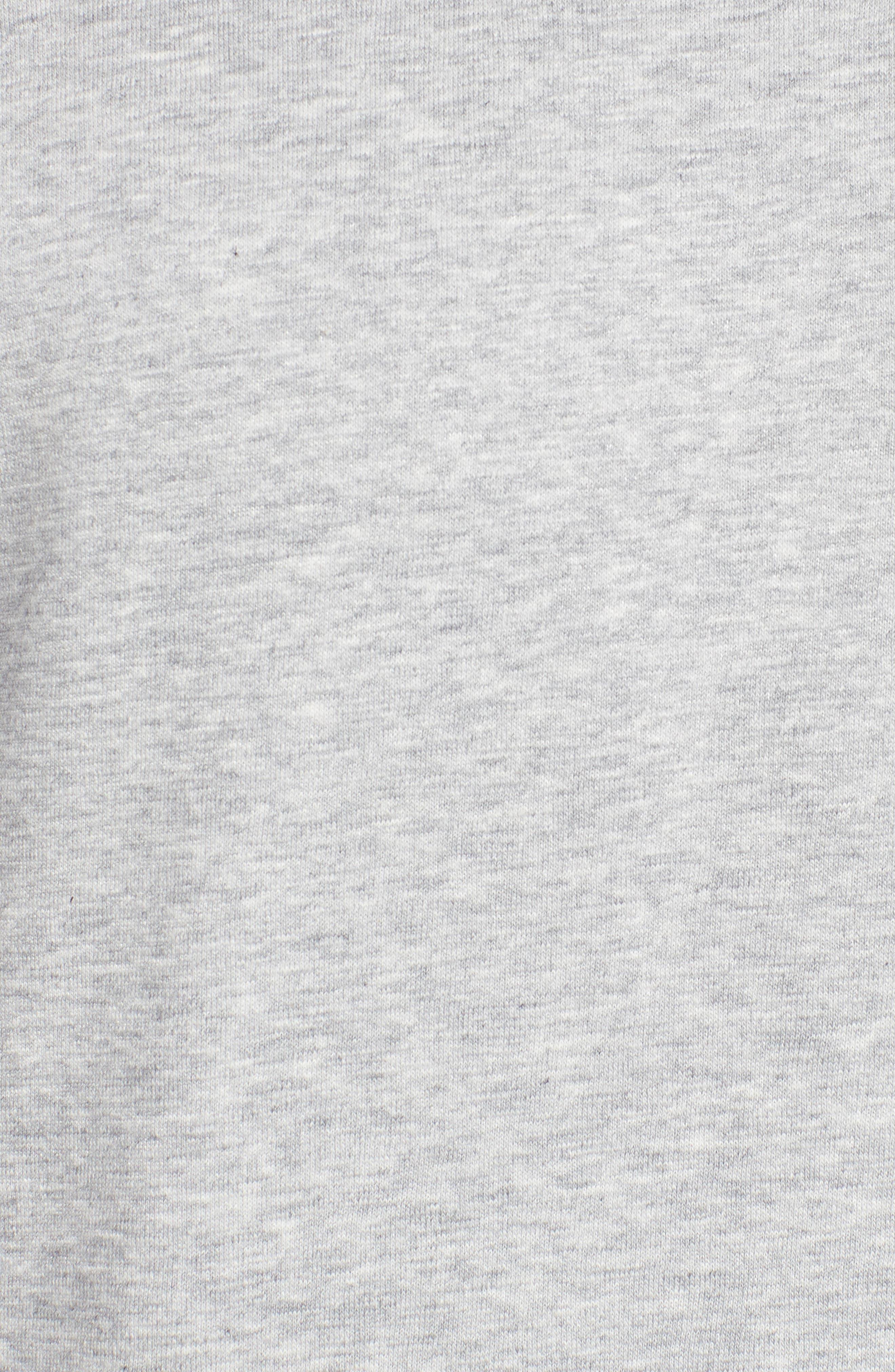 Deast Doodle Sweatshirt,                             Alternate thumbnail 5, color,                             Grey