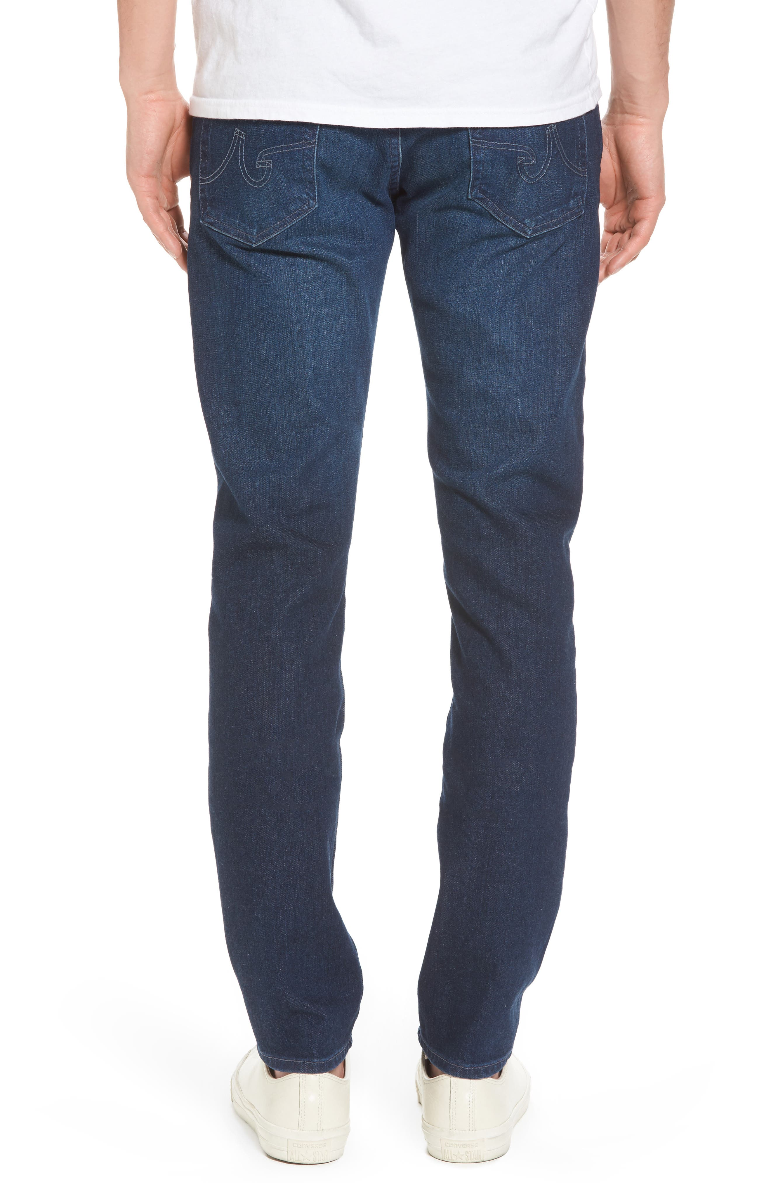 Dylan Skinny Fit Jeans,                             Alternate thumbnail 2, color,                             Crosscreek